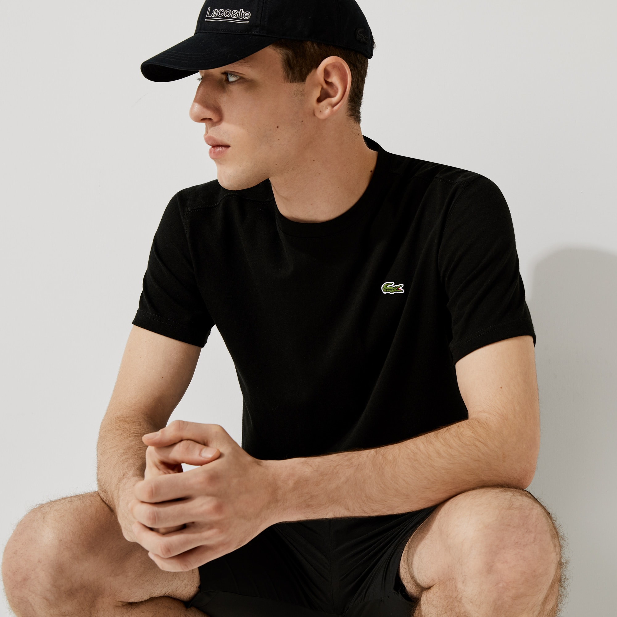 7fff89769 Men's SPORT Crew Neck Tennis T-Shirt | LACOSTE