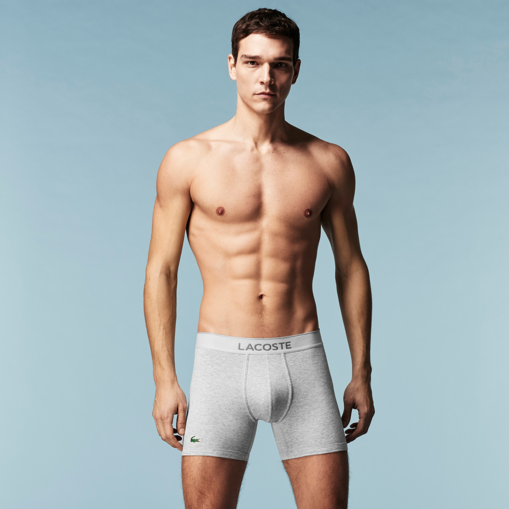 Men's L.12.12 Modal Pique Boxer Brief