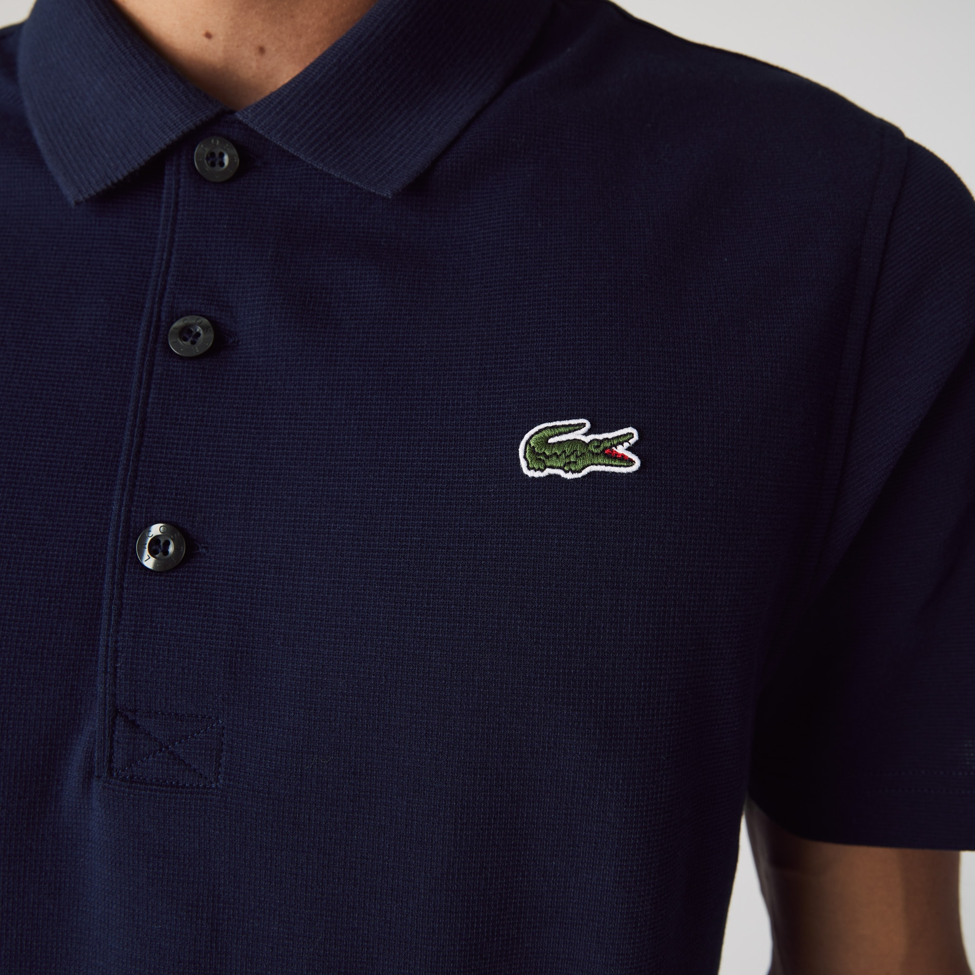 5866a35f8a Men's SPORT Tennis regular fit Polo Shirt in ultra-lightweight knit