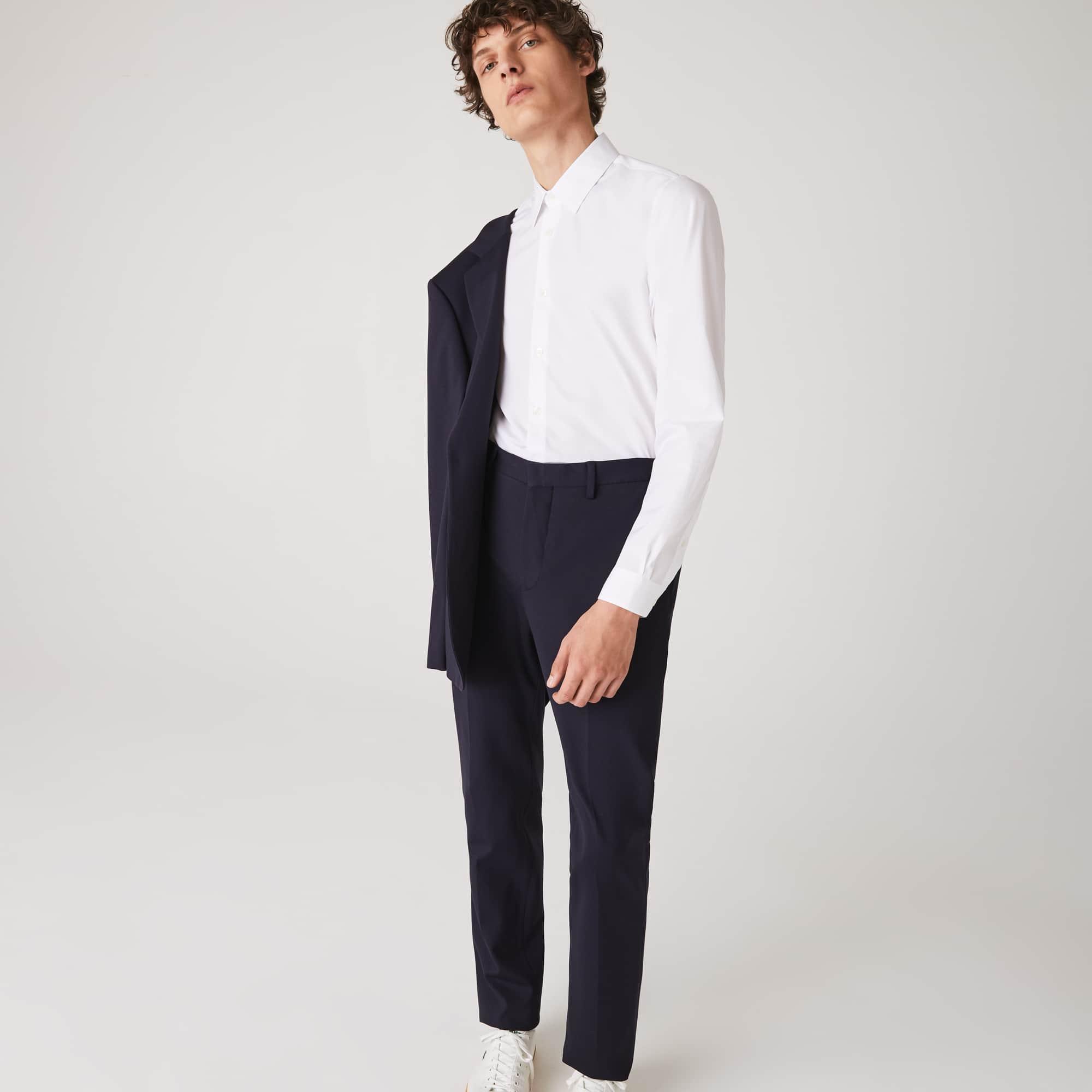 라코스테 맨 프리미엄 코튼 포플린 셔츠 Lacoste Mens Regular Fit Premium Cotton Poplin Shirt