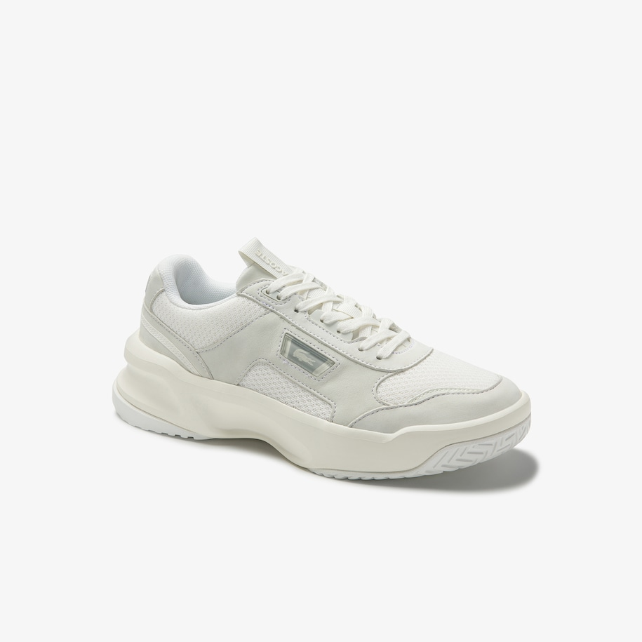 Women's Ace Lift Colourblock Leather Trainers