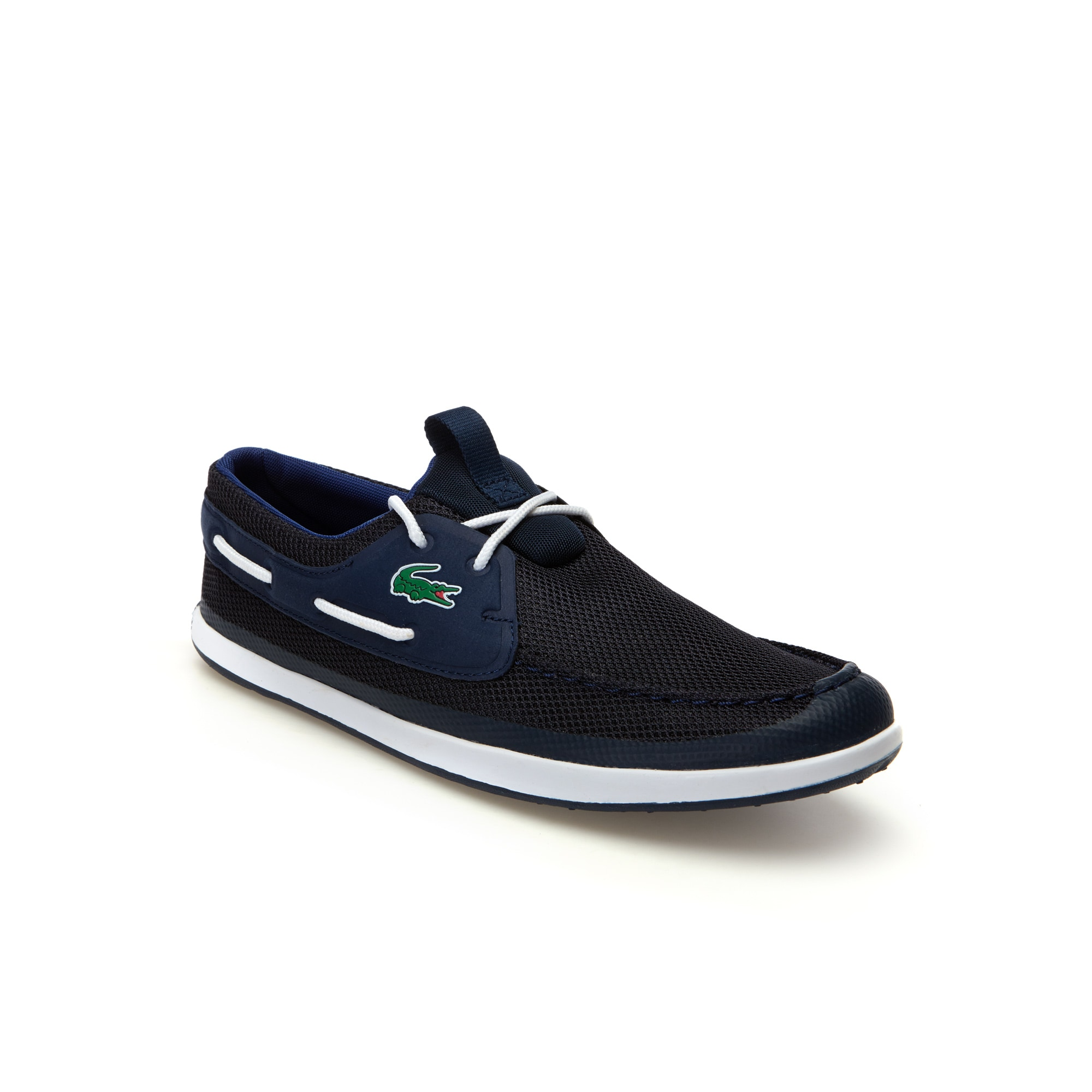 Men's Landsailing Textile Boat Shoes