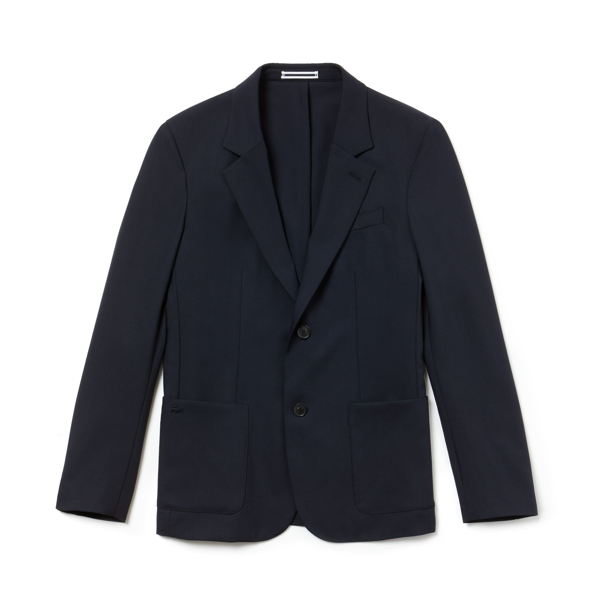 Men's Stretch Wool Twill Blazer