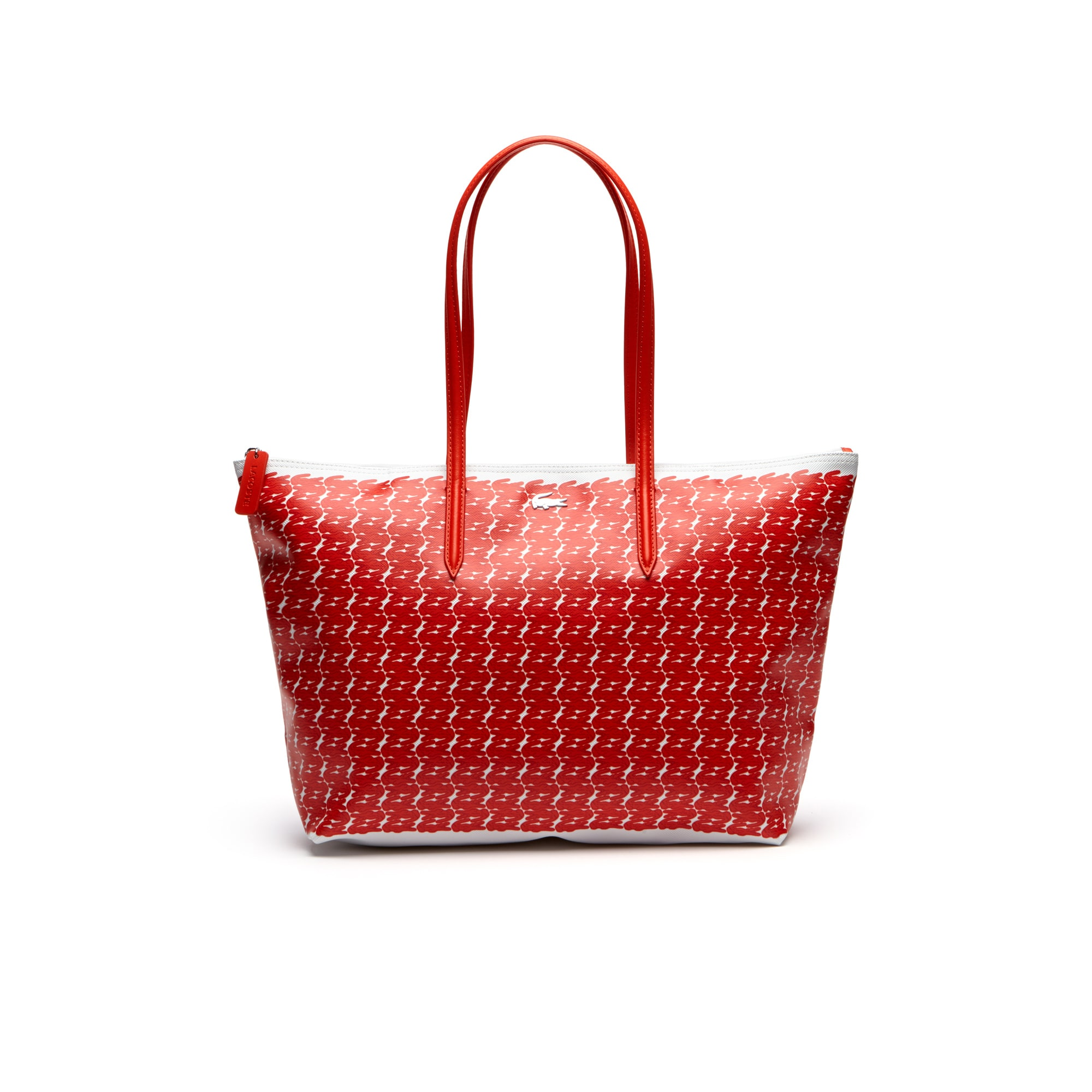 Women's L.12.12 Concept Croc Shopping Bag