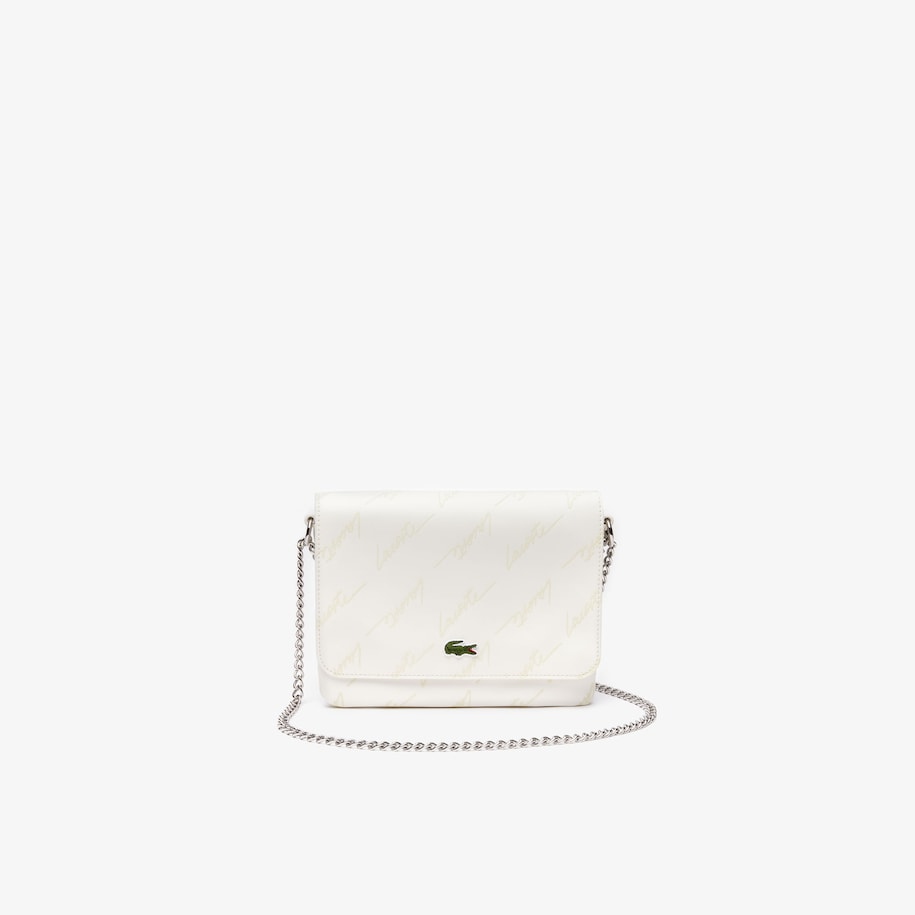 Women's Flap Bag with Chain Strap