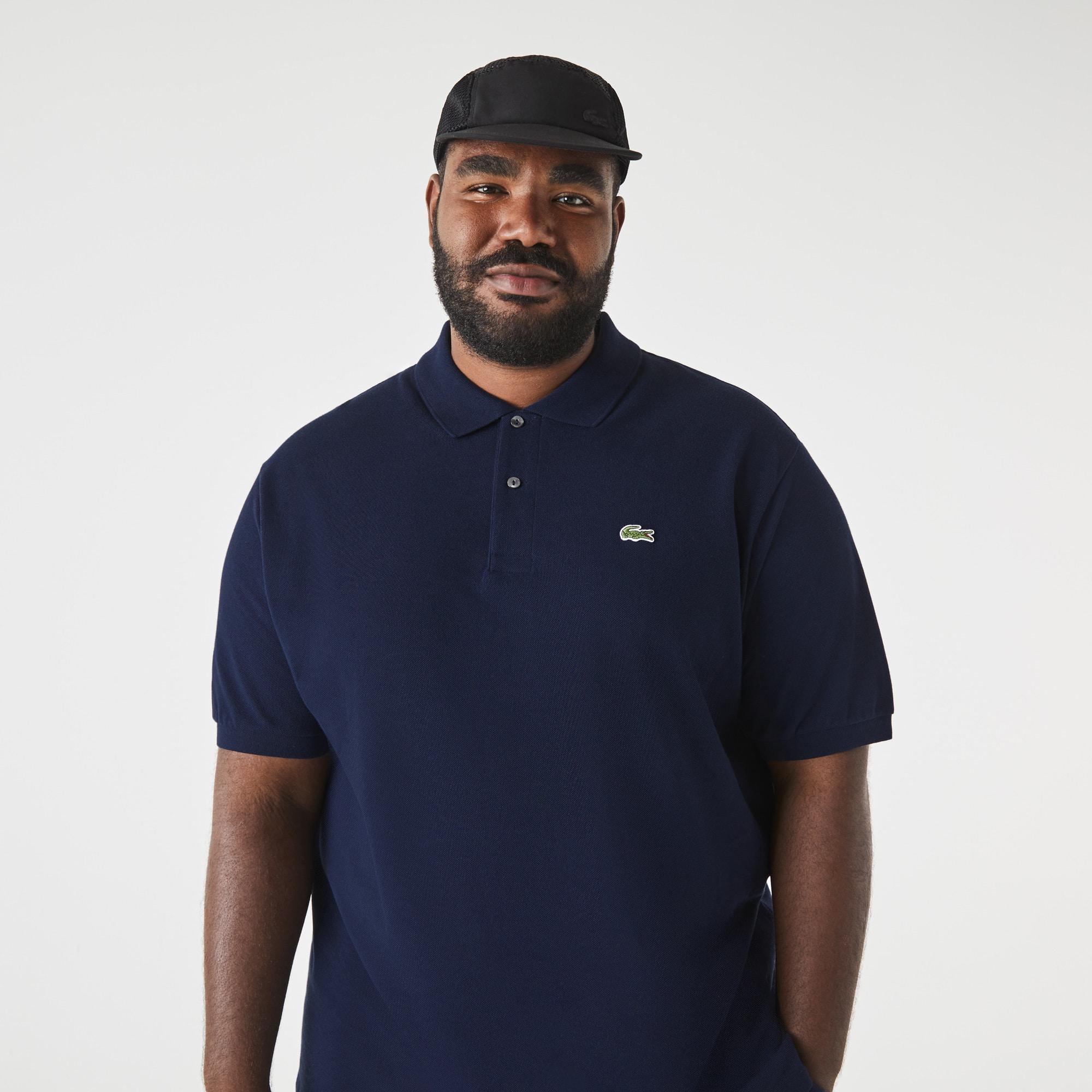 """Big"" Short Sleeve Classic Pique Polo"