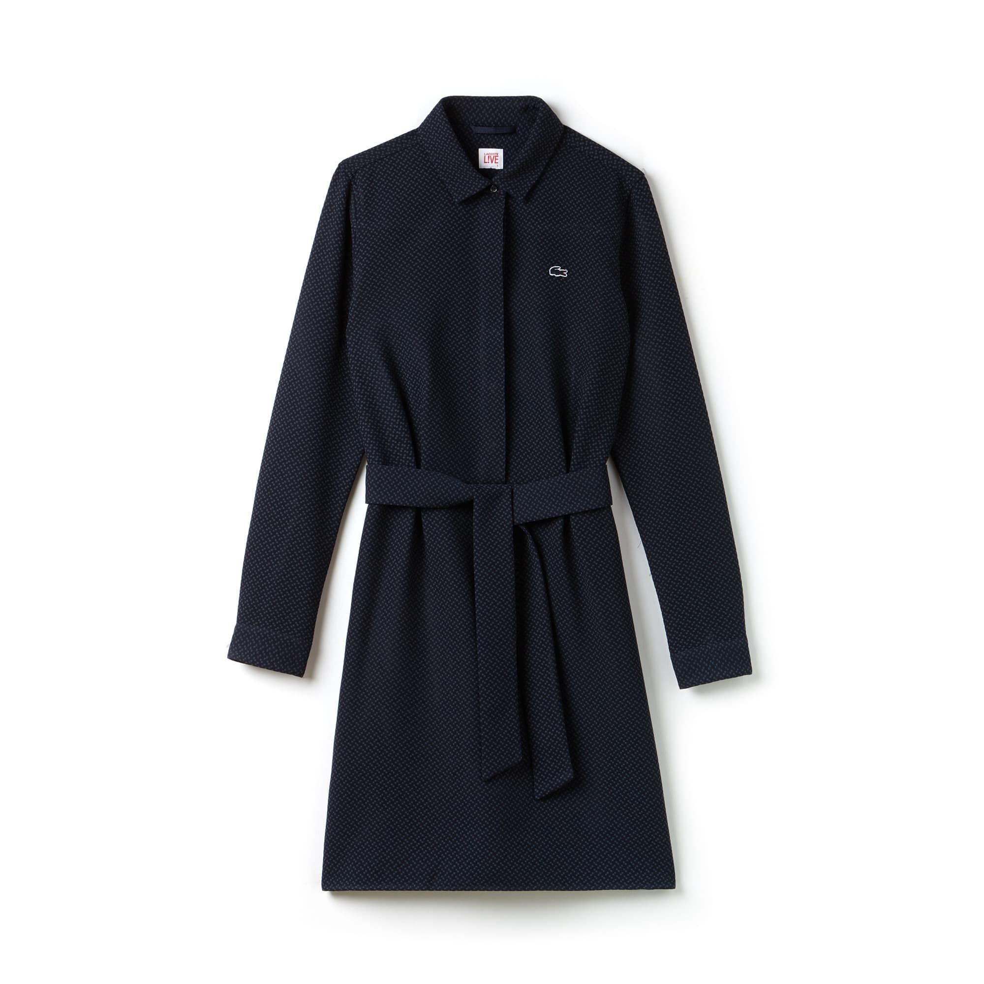 Women's Lacoste LIVE Jacquard Dress