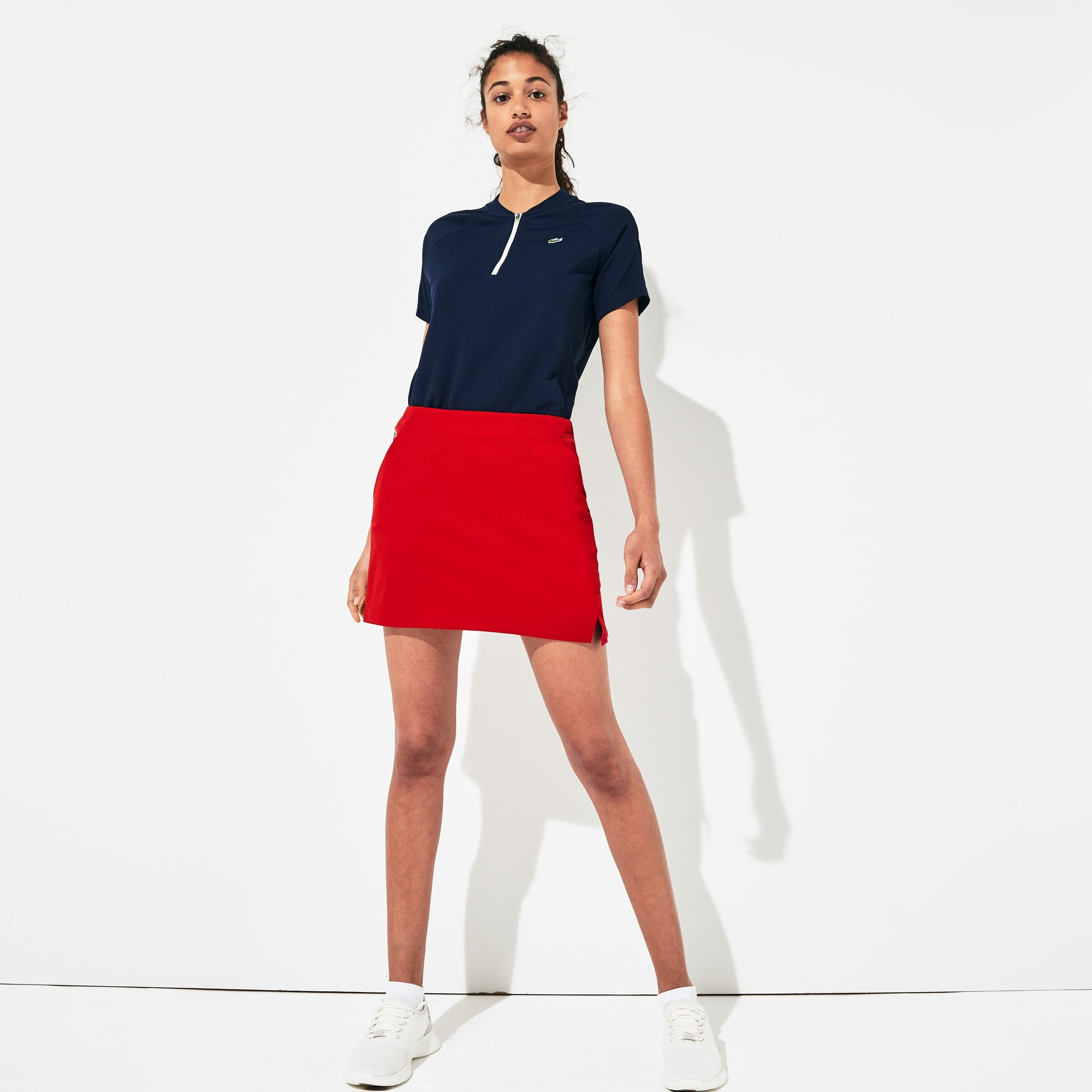 Women's SPORT Built-In Shorts Stretch Golf Skirt