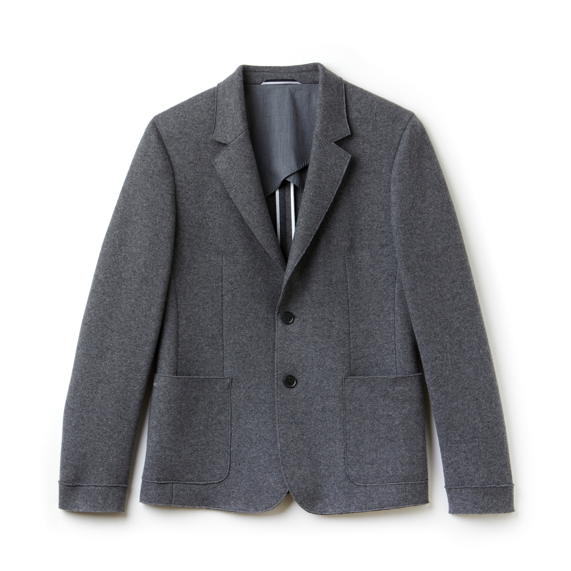 Men's Wool Broadcloth Suit Jacket