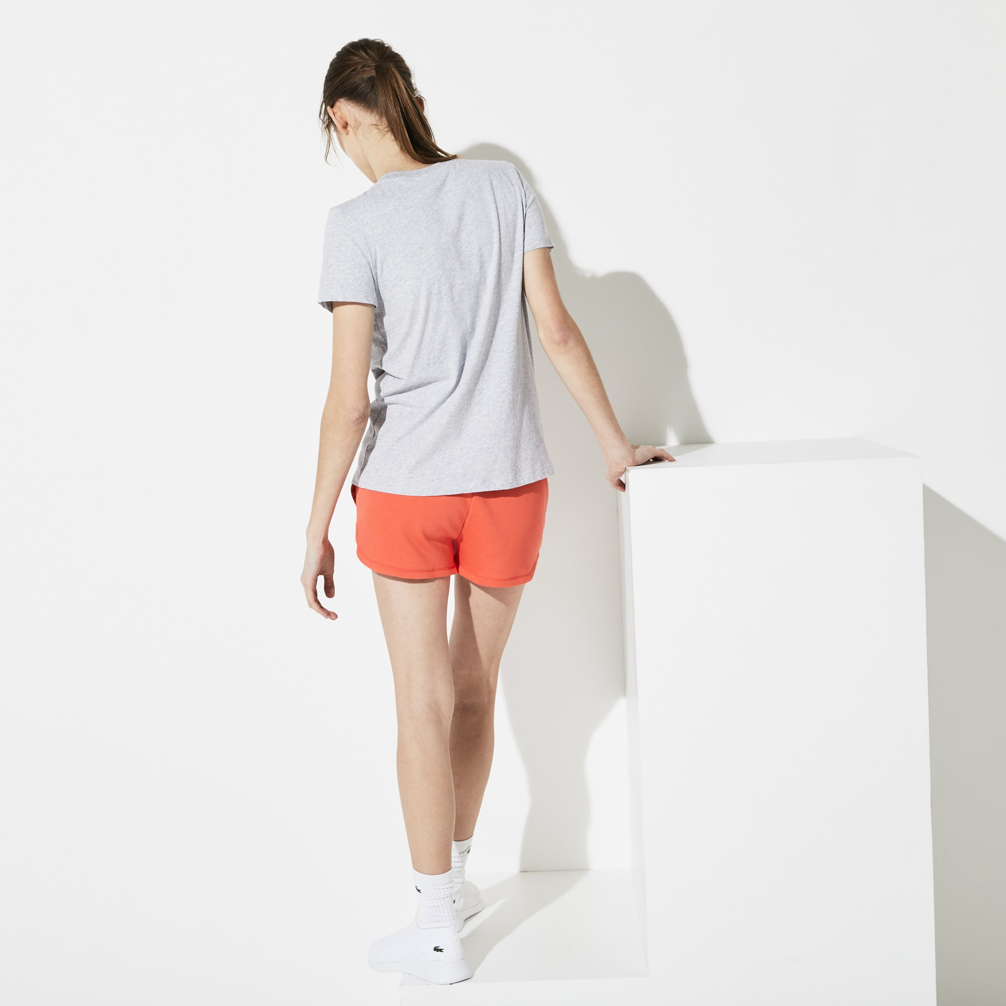 Women's SPORT Flowing Cotton Tennis T-shirt