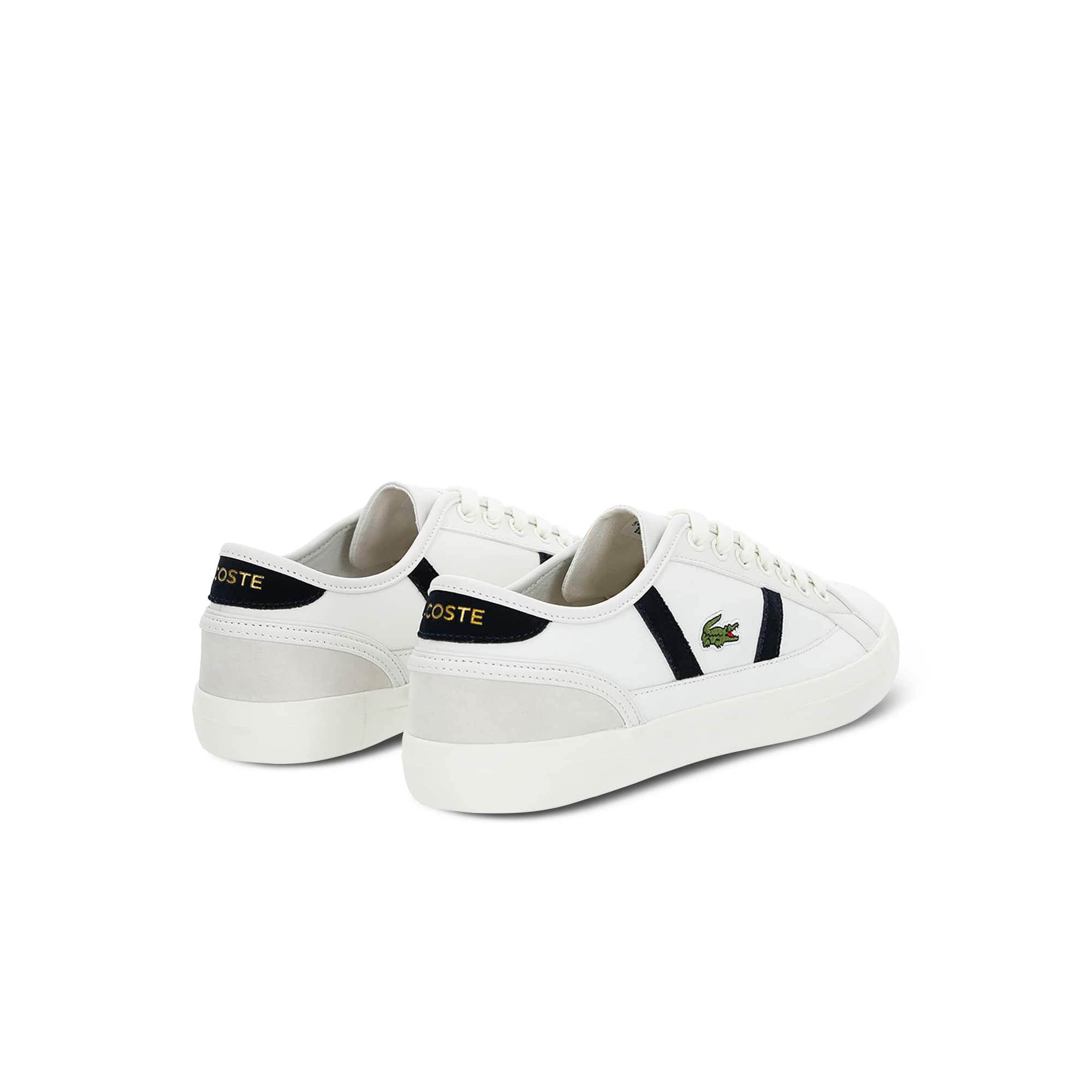 lacoste men's sideline sneakers