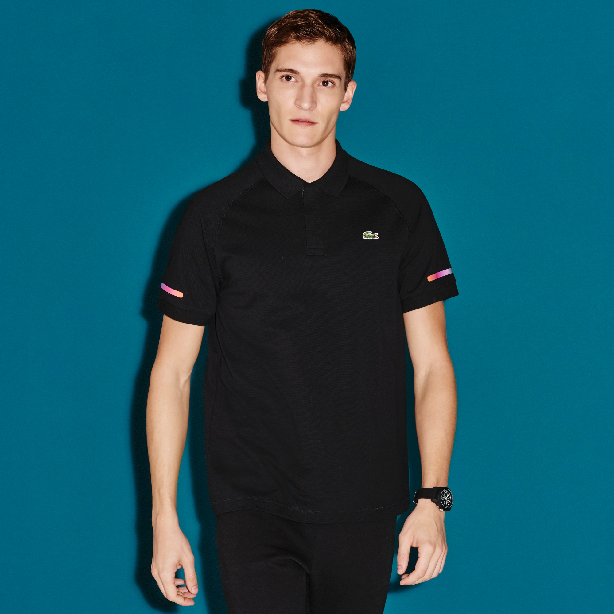 Men's SPORT Lightweight Knit Tennis Polo