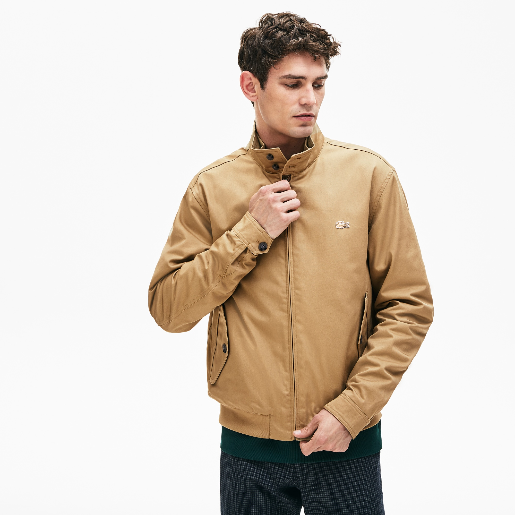 Men's Cotton Twill Jacket
