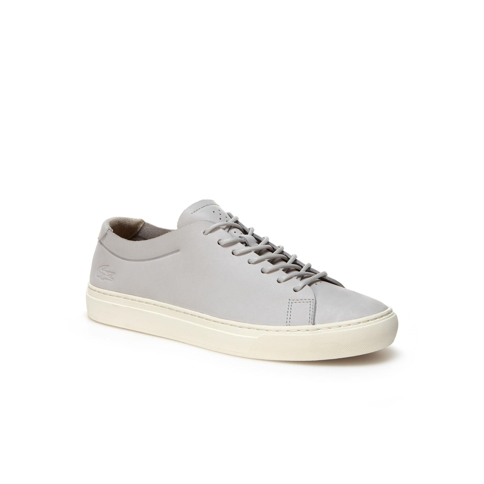 Mens Lacoste L1212 sneaker s Light Grey
