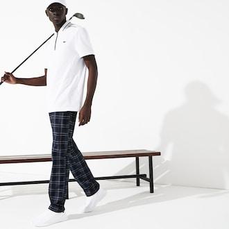 라코스테 스포츠 골프 치노 팬츠 Lacoste Mens SPORT Stretch Golf Chinos,Navy Blue / White