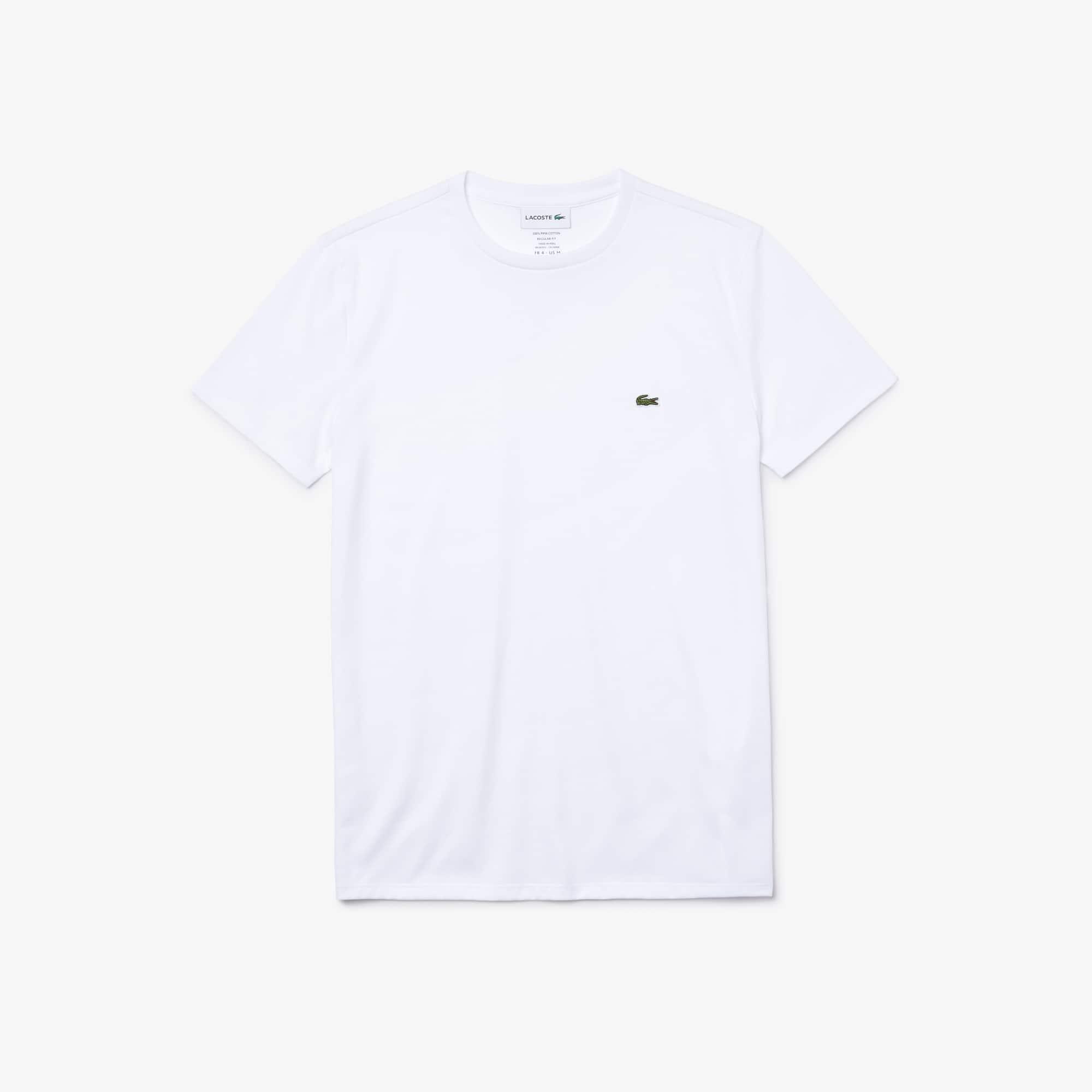 bd54ff8ae4 Men's Crew Neck Pima Cotton Jersey T-shirt