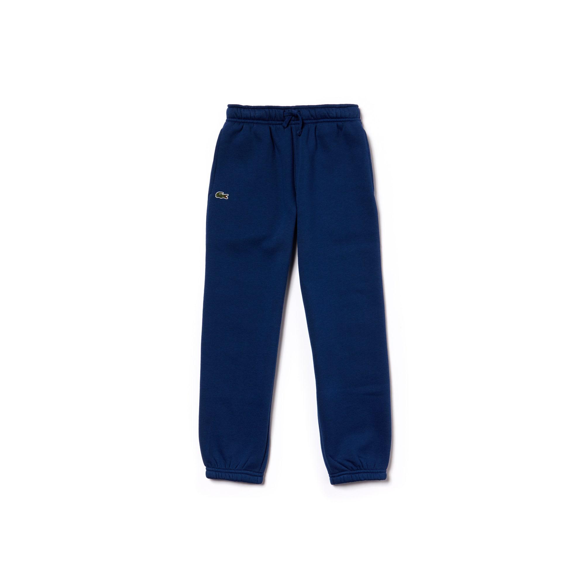 Kid's Sport Tennis Fleece Track Pants