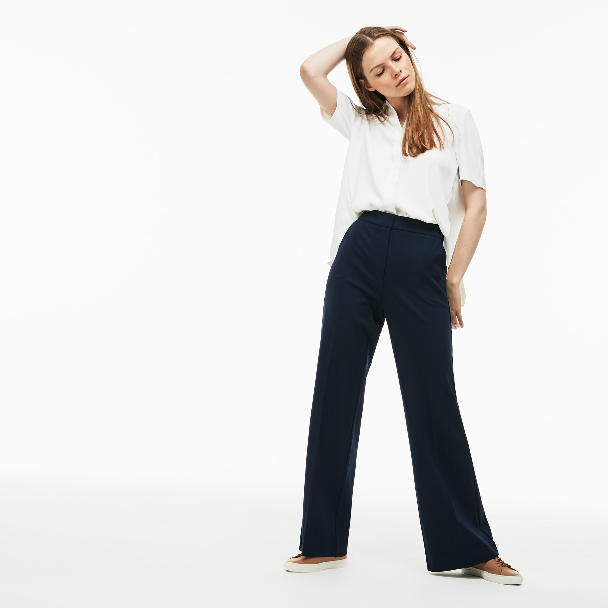Women's Flowing Milano Knit Pants