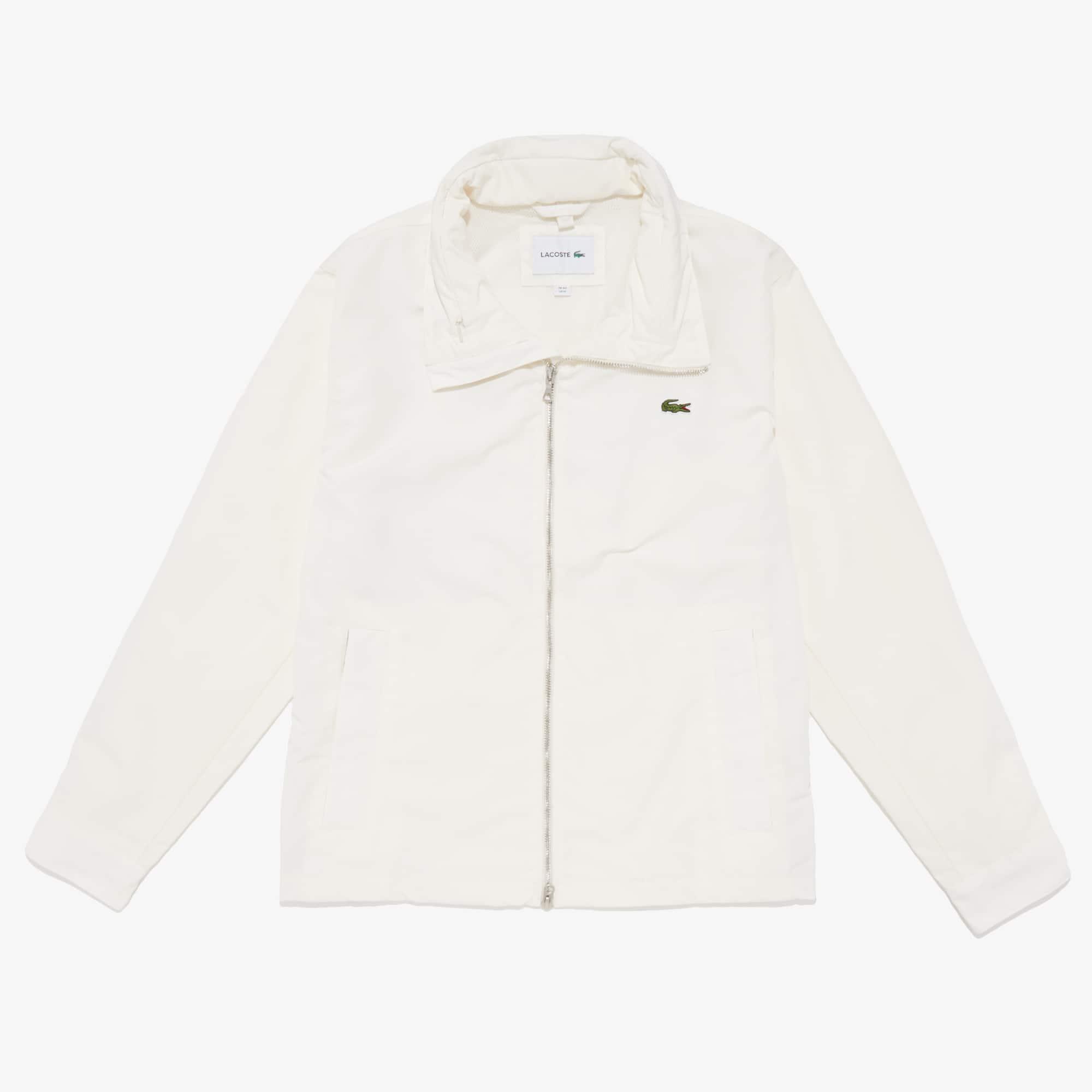 Men's Hooded Weather-Adaptable Windbreaker Jacket