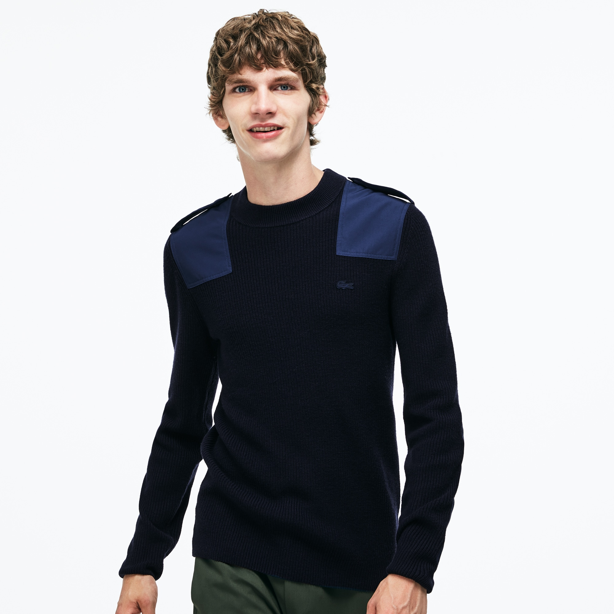 cedc558a2bb Men's Sweaters | Men's Pullovers | LACOSTE