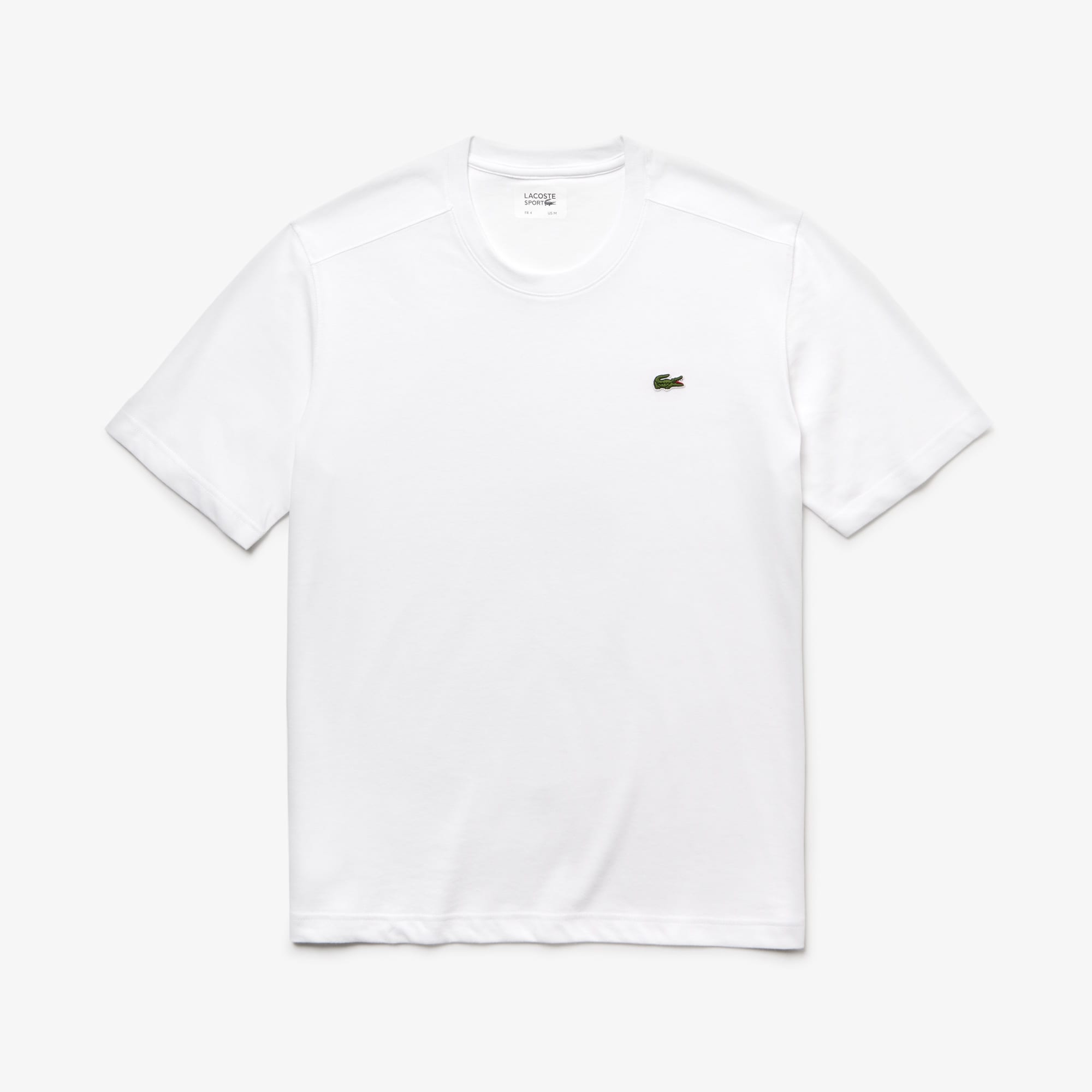 Men's Sport Crew Neck Tennis T Shirt by Lacoste