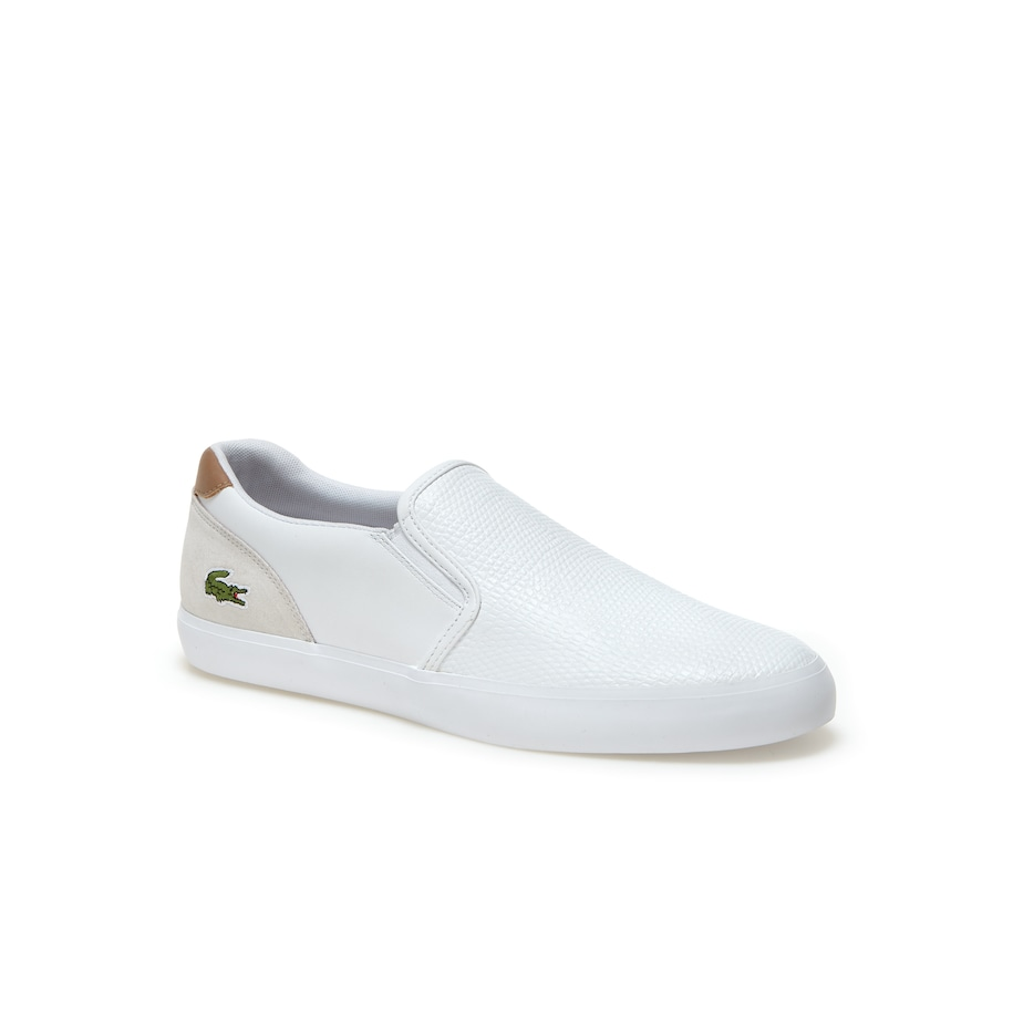 Men's Jouer Slip On Leather Trainers