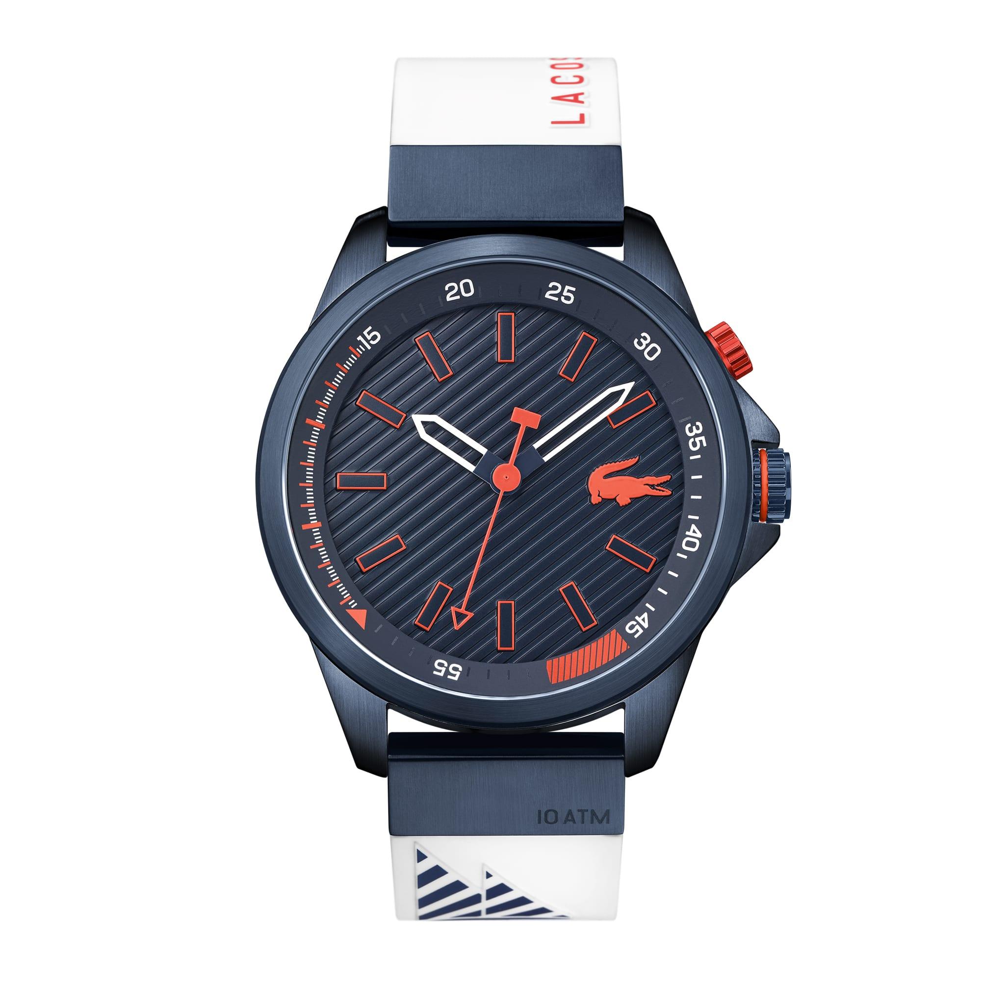 Men's Capbreton White Silicone Strap Watch