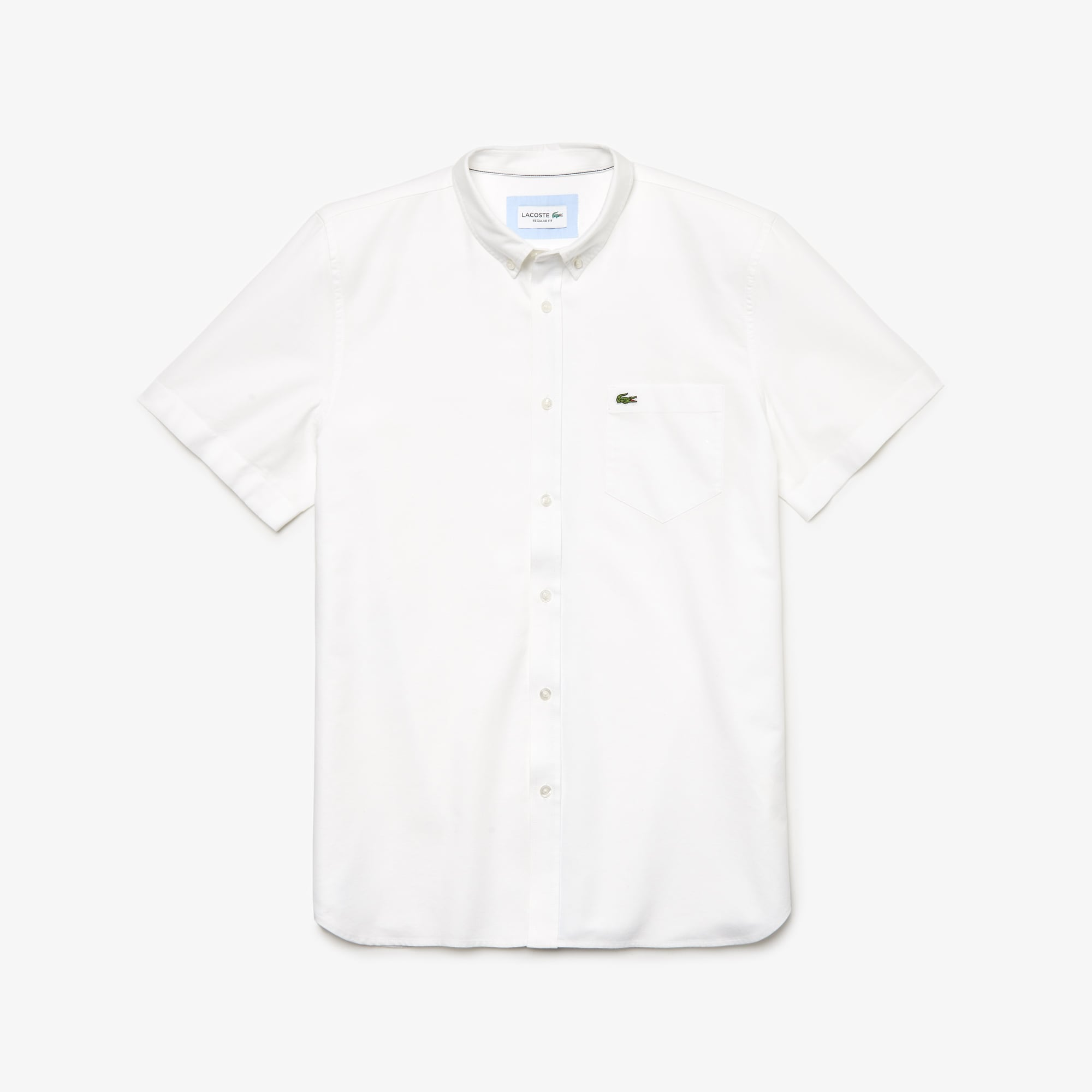 Men's Regular Fit Oxford Cotton Shirt