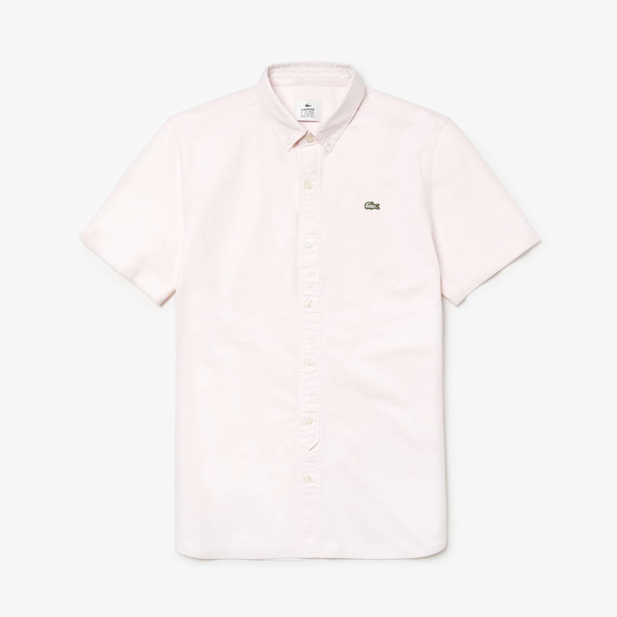 Men's LIVE Oxford Cotton Shirt