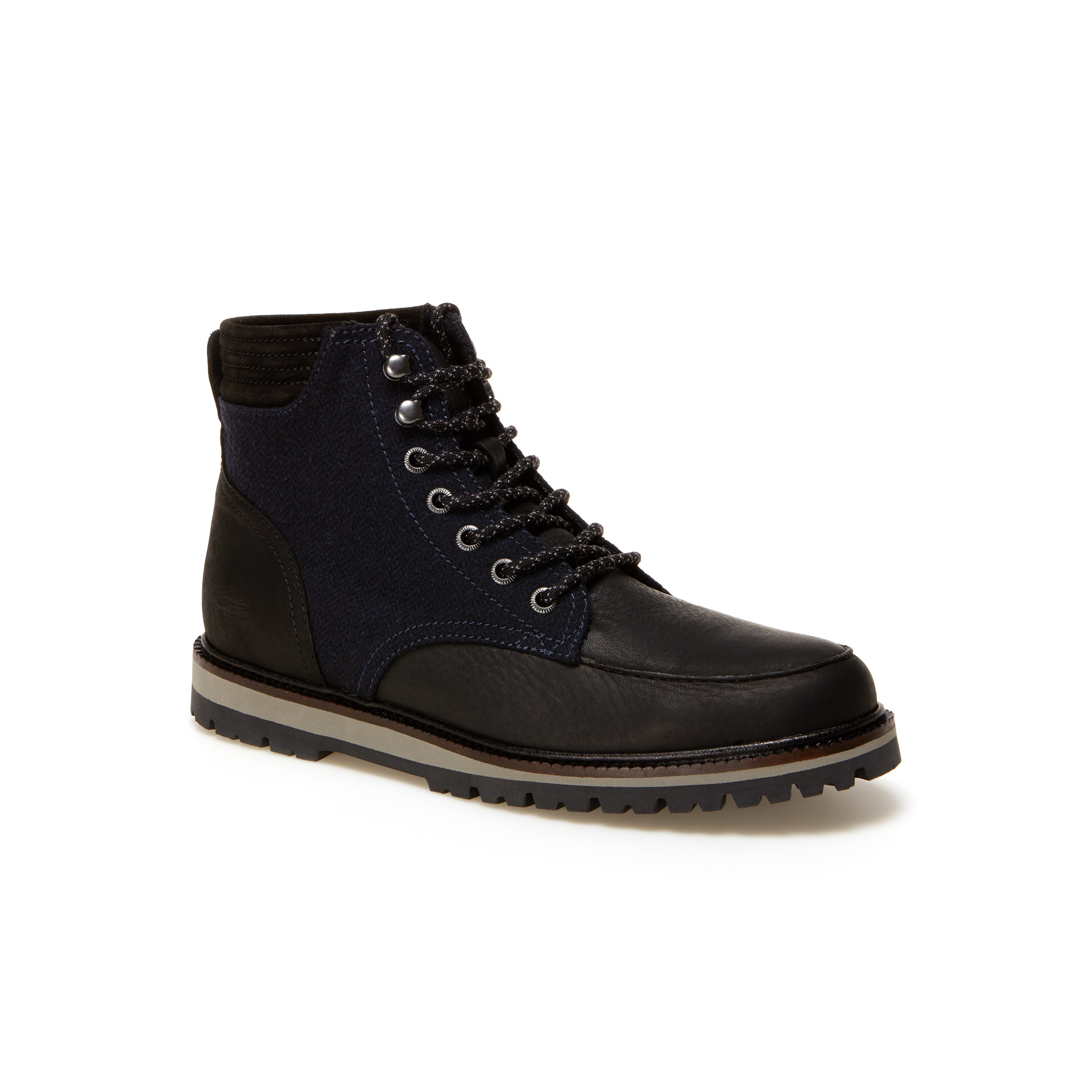Men's Leather Montbard Boots