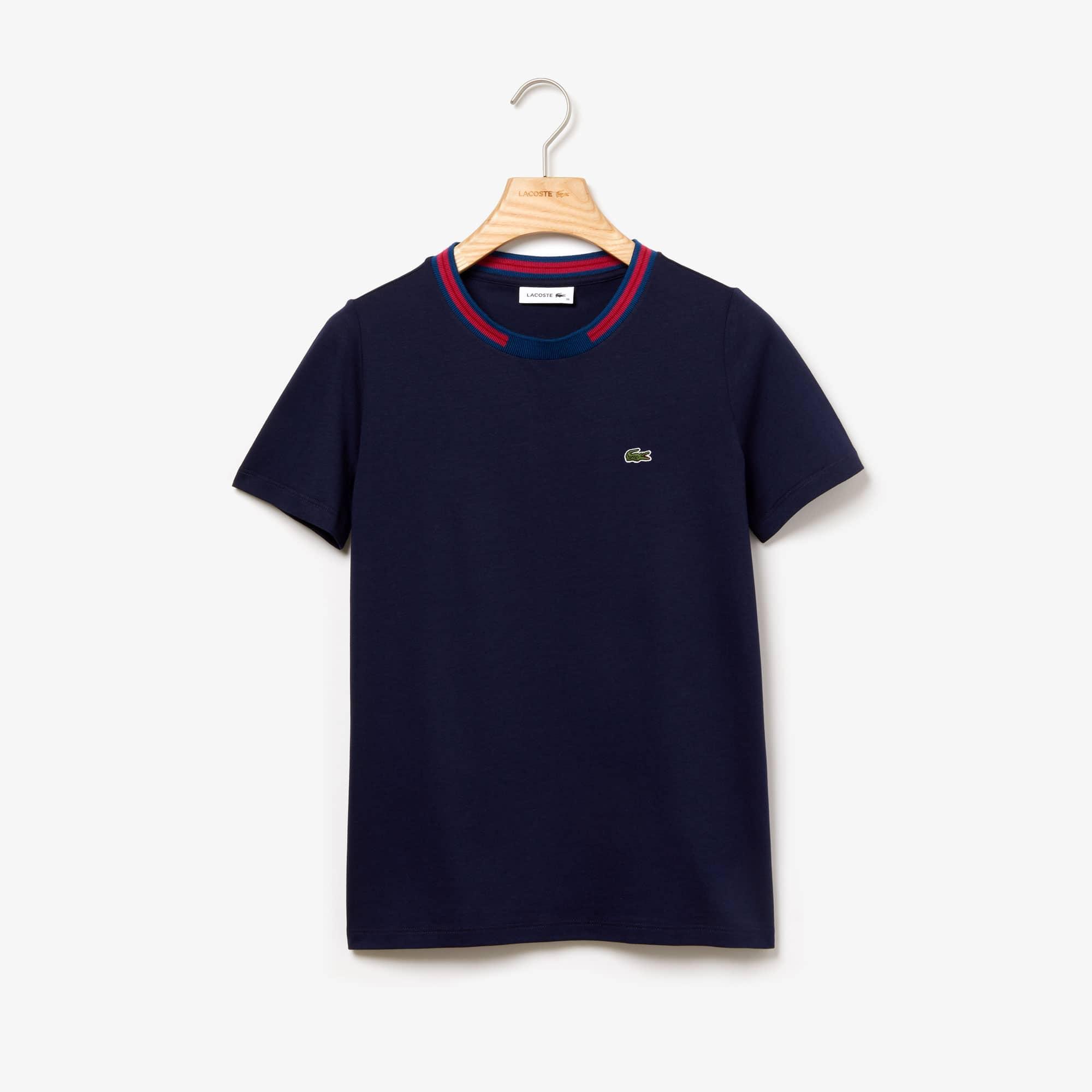 6086cbe915 Women's T Shirts   Lacoste T Shirts for Women   LACOSTE