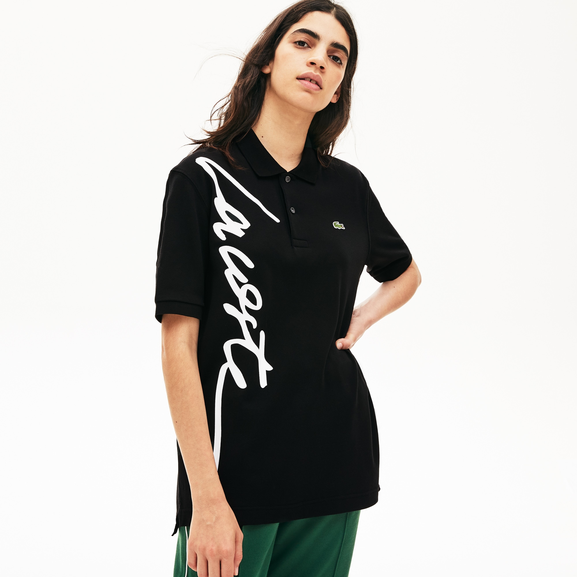 Unisex LIVE Signature Cotton Piqué Polo
