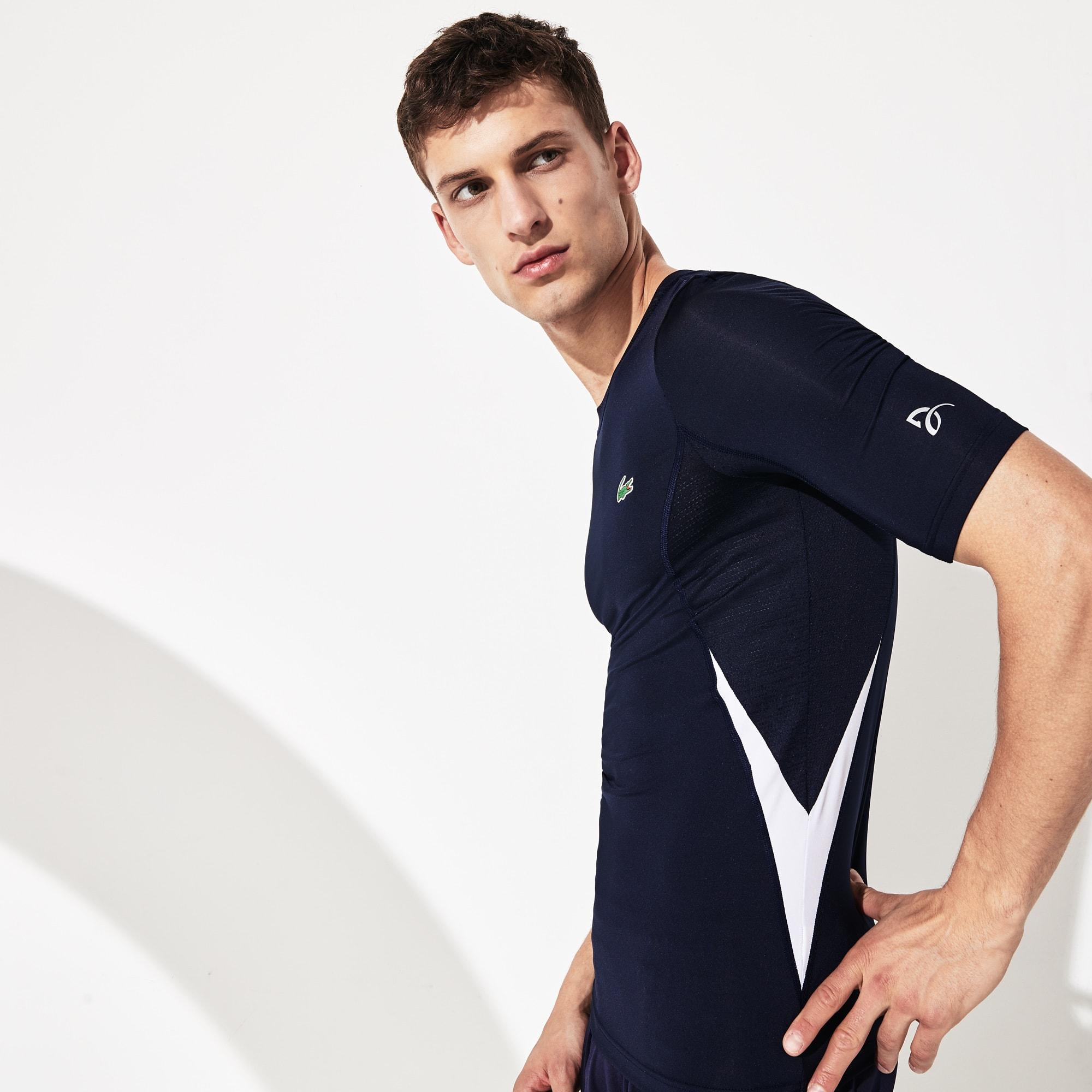 Men's SPORT Novak Djokovic Ultra Dry Stretch Jersey T-shirt