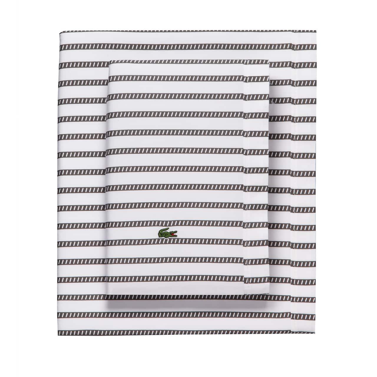 Graphic Stripe Standard Pillowcase