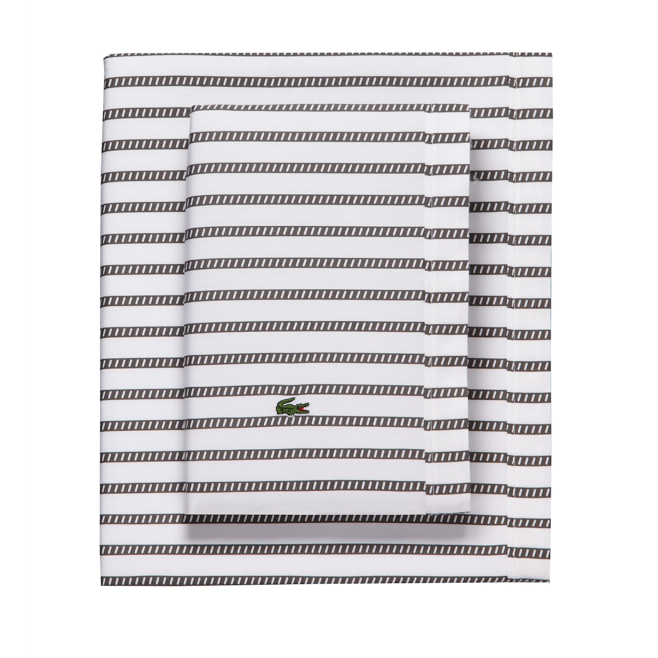 Graphic Stripe King Pillowcase