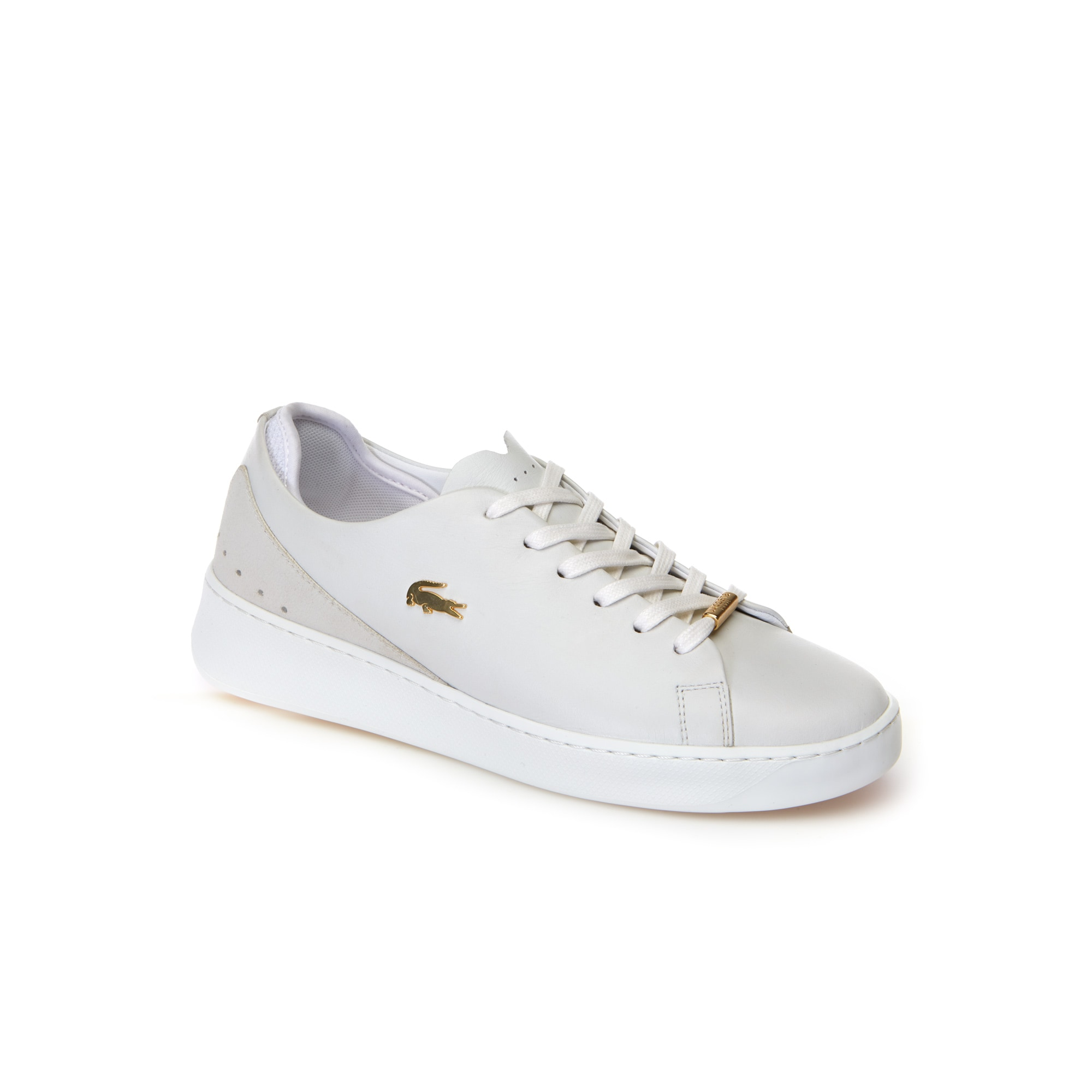 Women's Eyyla Leather and Suede Trainers