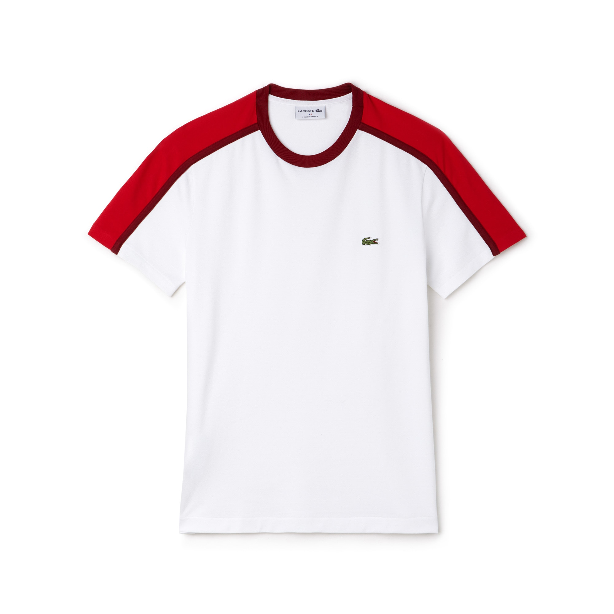 Men's Made in France Tech Piqué T-shirt