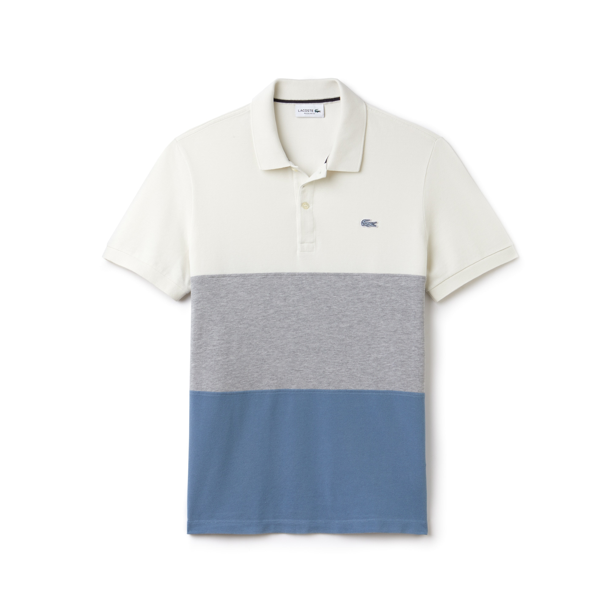 Men's Regular Fit Petit Piqué Polo