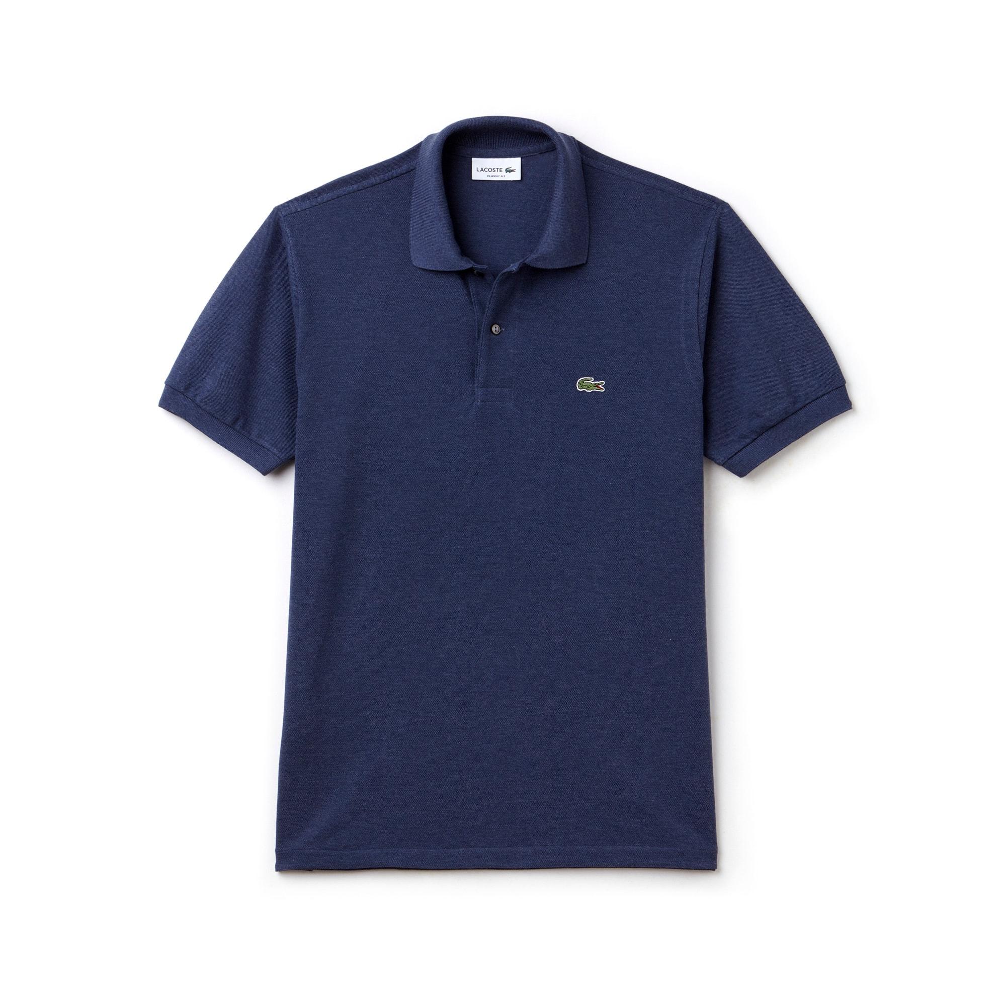 Men's Marl Knit L.12.12 Polo