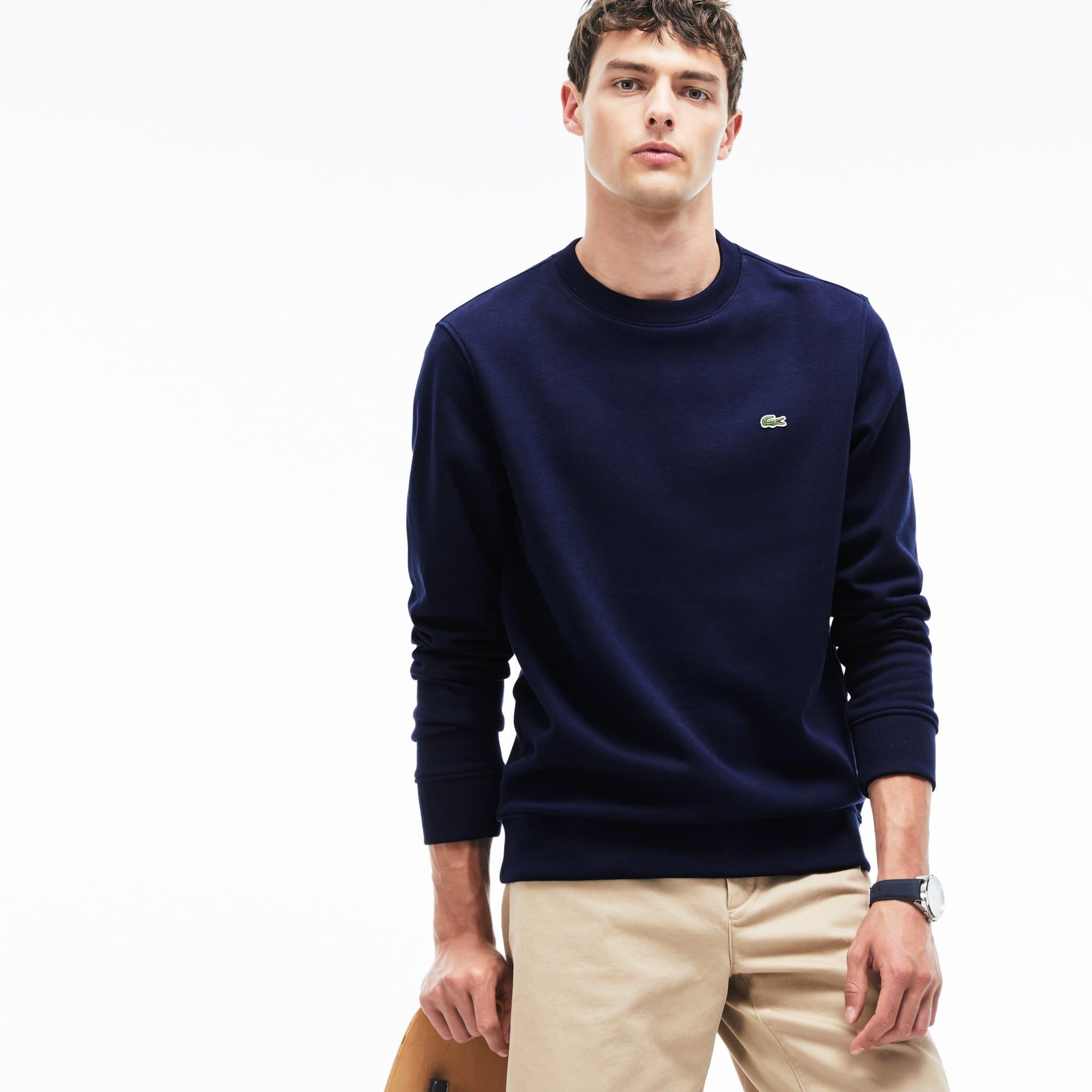 Men's Brushed Fleece Sweatshirt
