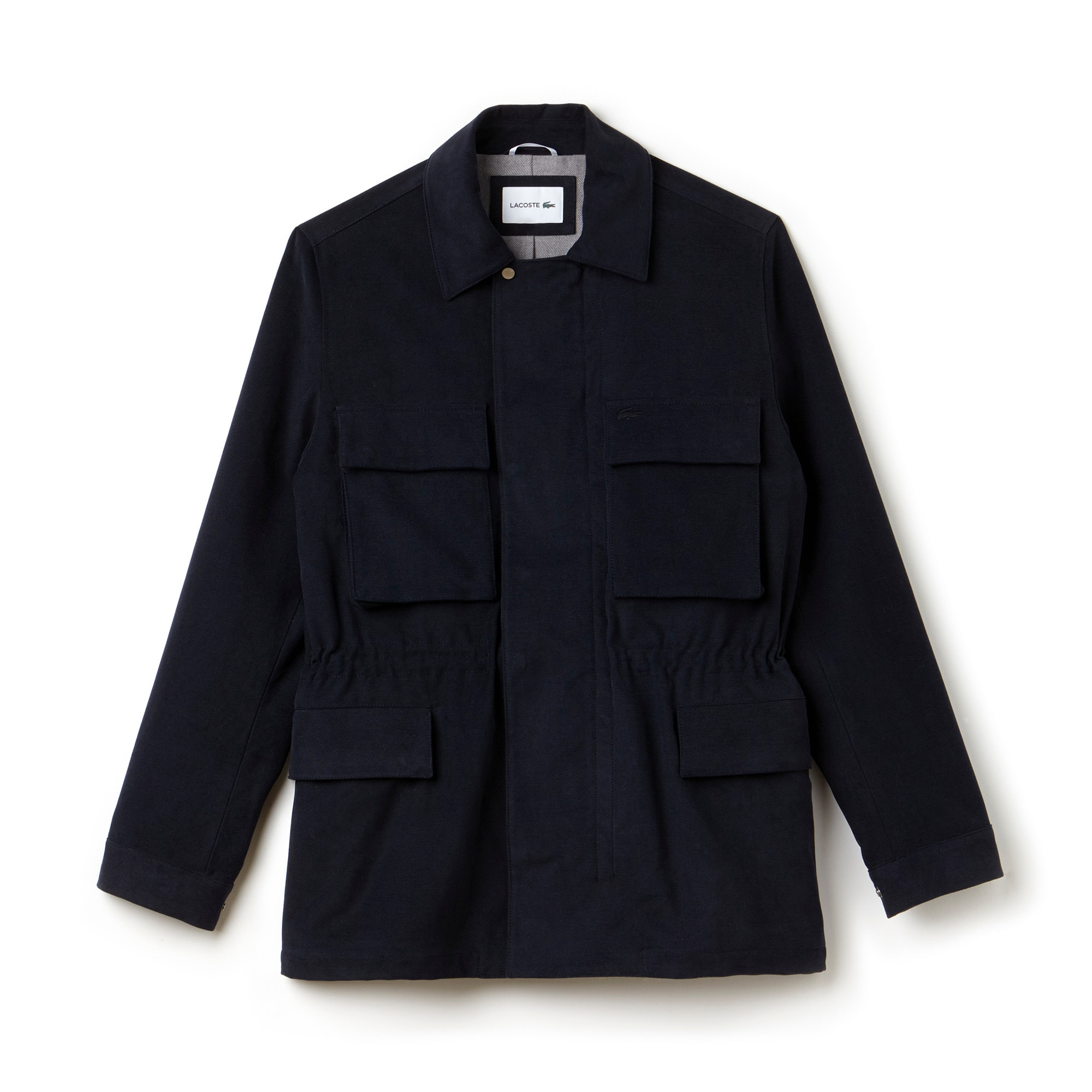 Men's Water-Resistant Cotton Moleskin Coat