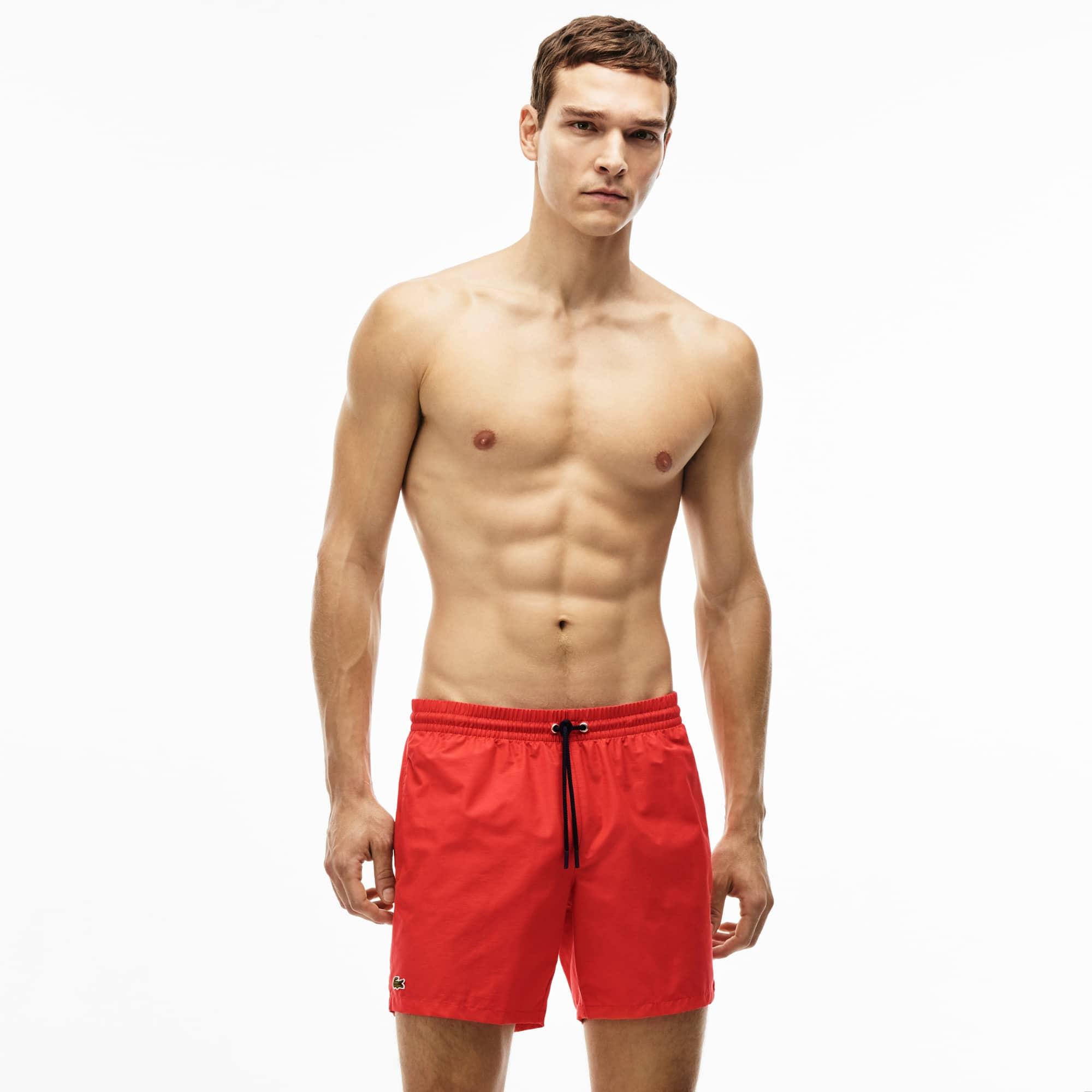 Men's Taffeta Swim Trunks