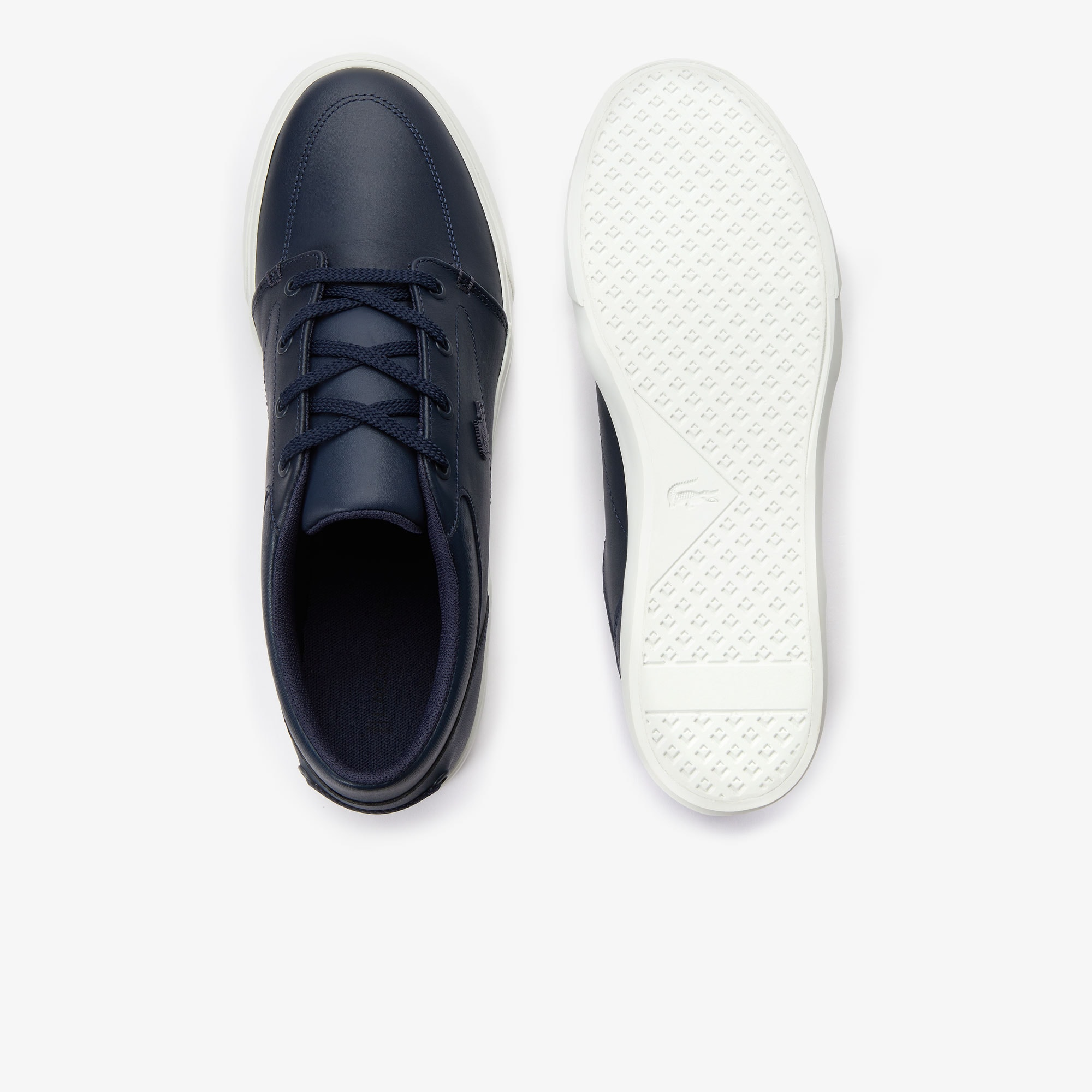 Men's Bayliss Leather and Synthetic Trainers