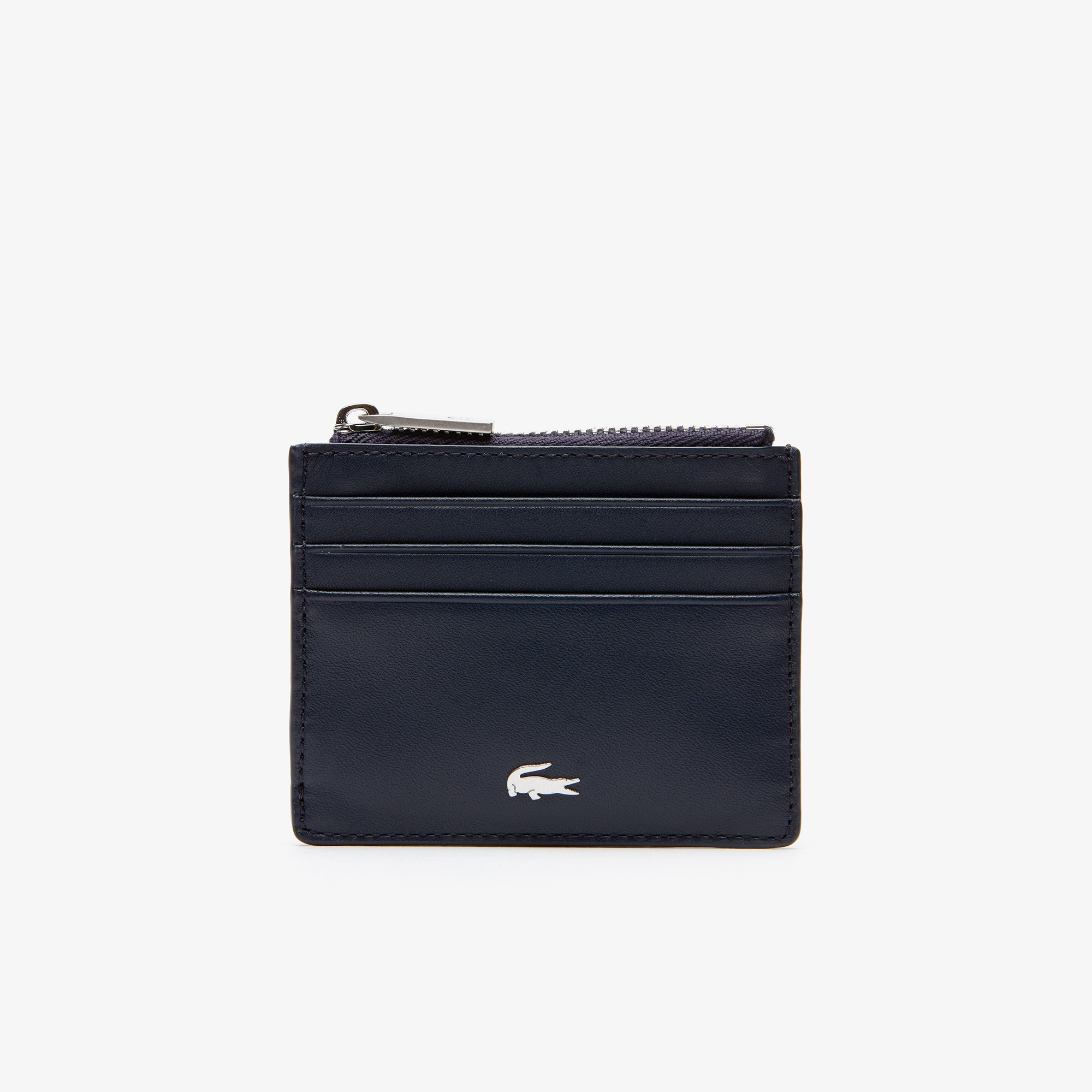 Lacoste Mens Fitzgerald Leather Card Holder