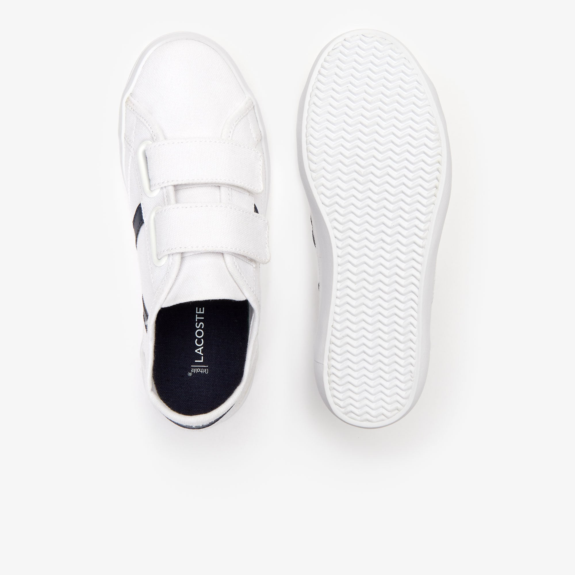 Kids' Sideline Leather Sneakers