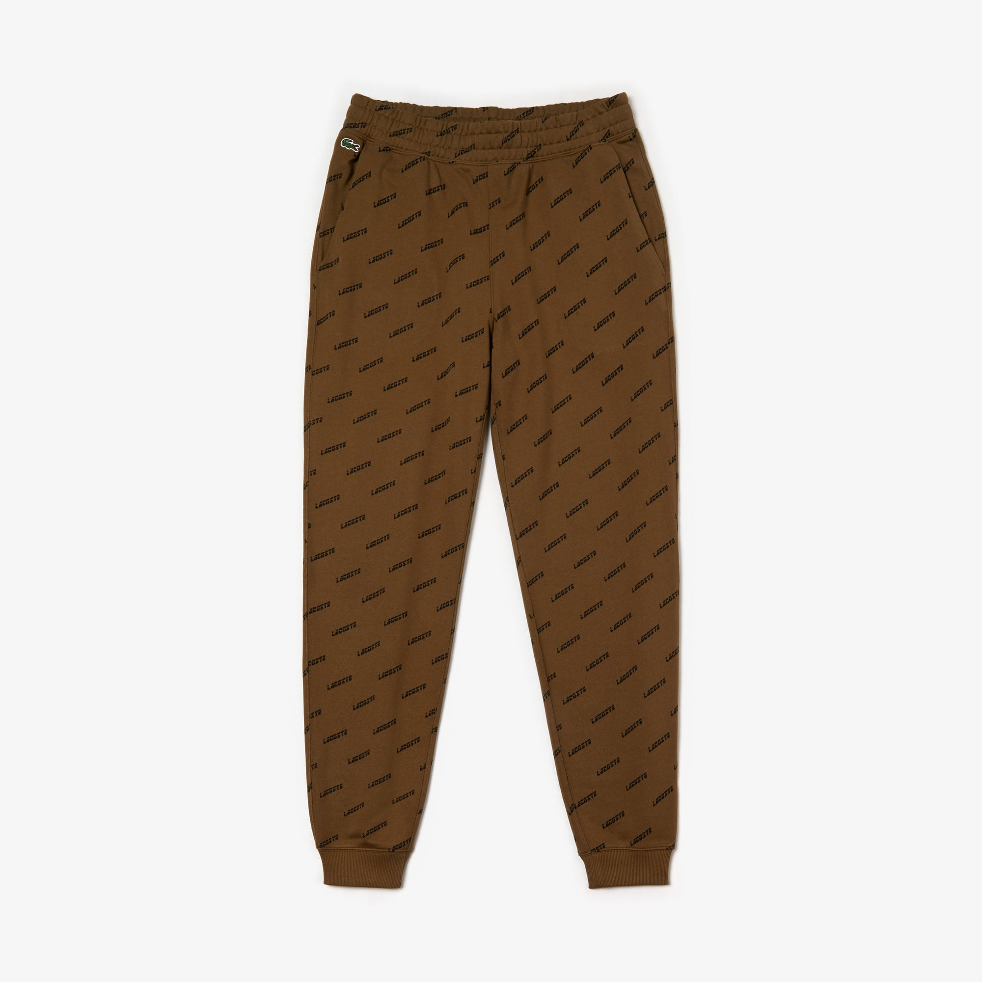 Lacoste Pants MEN'S LIVE PRINT SWEATPANTS