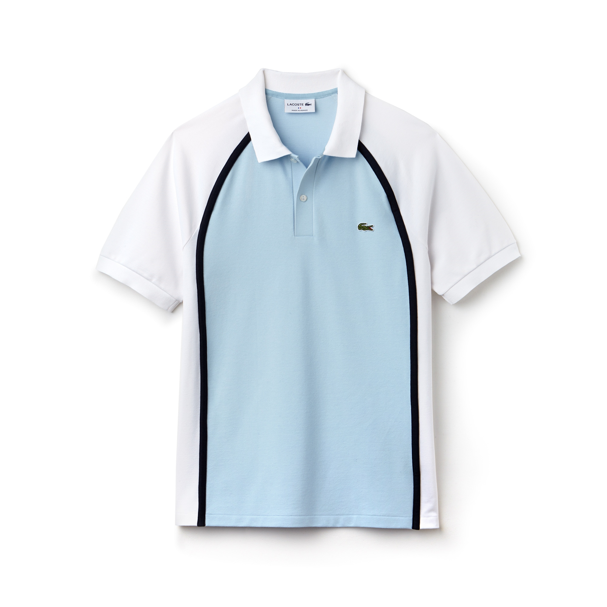 Men's Made in France Regular Fit Piqué Polo