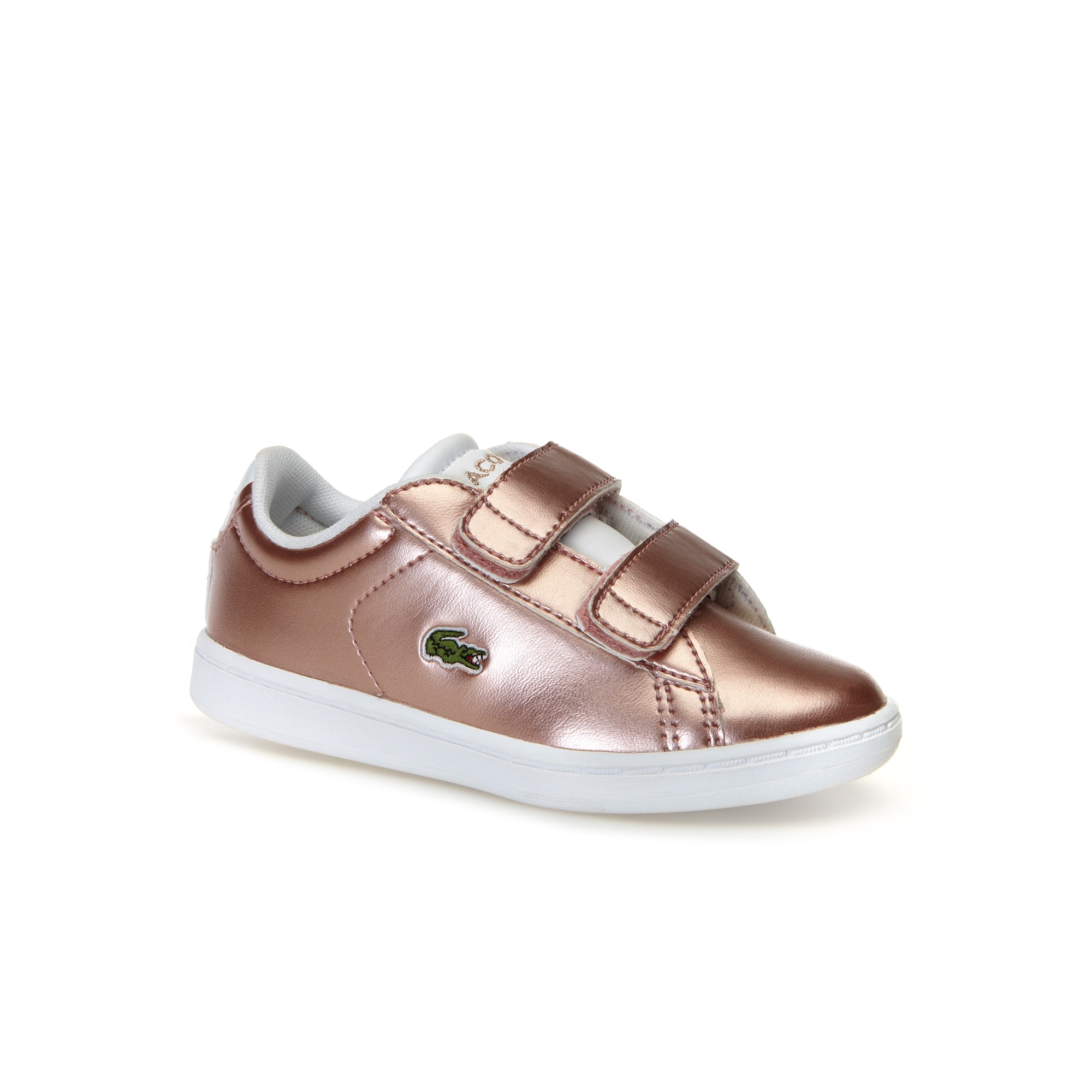 Infants' Carnaby Evo Silver Synthetic Trainers