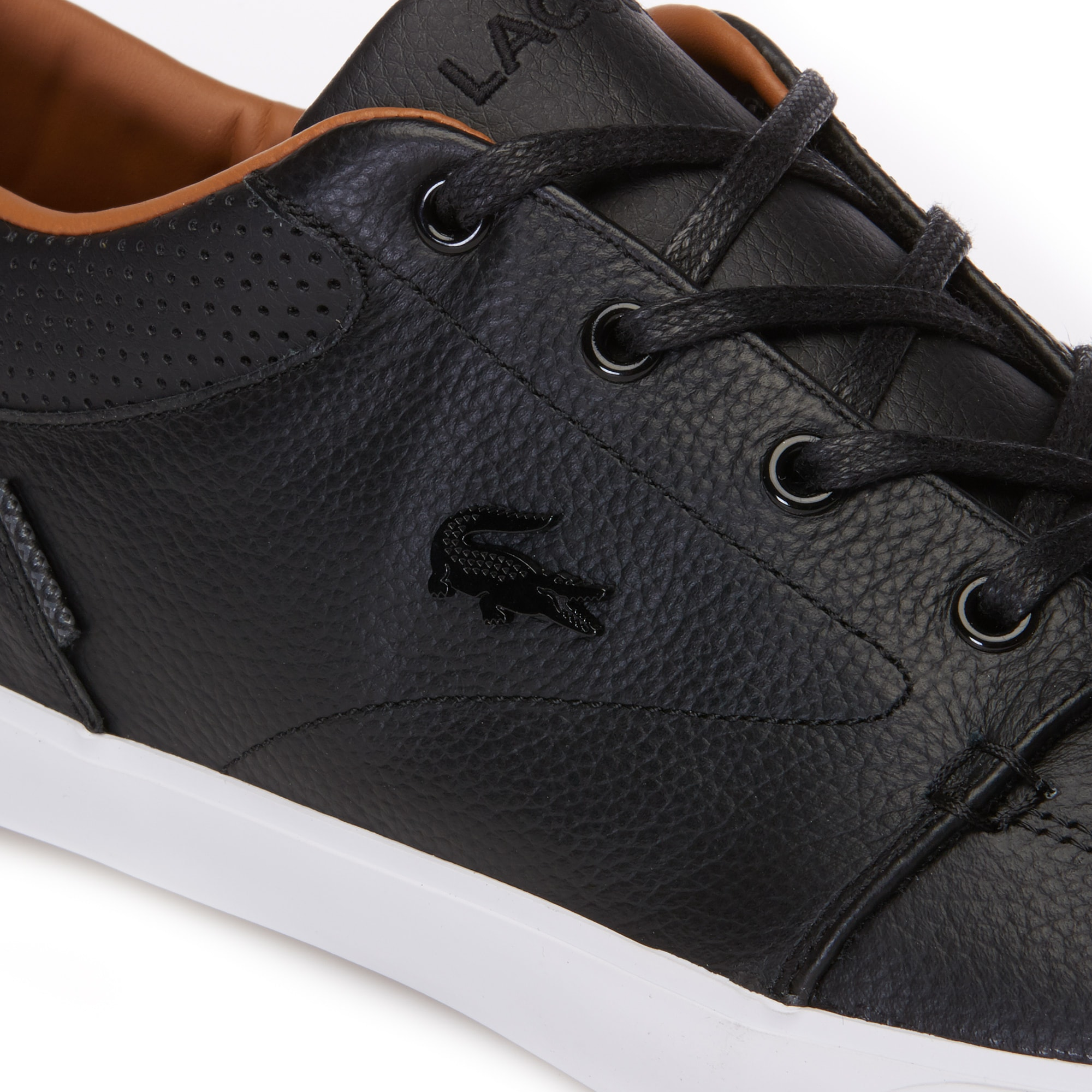 Men's Leather Bayliss Lace-up Sneakers
