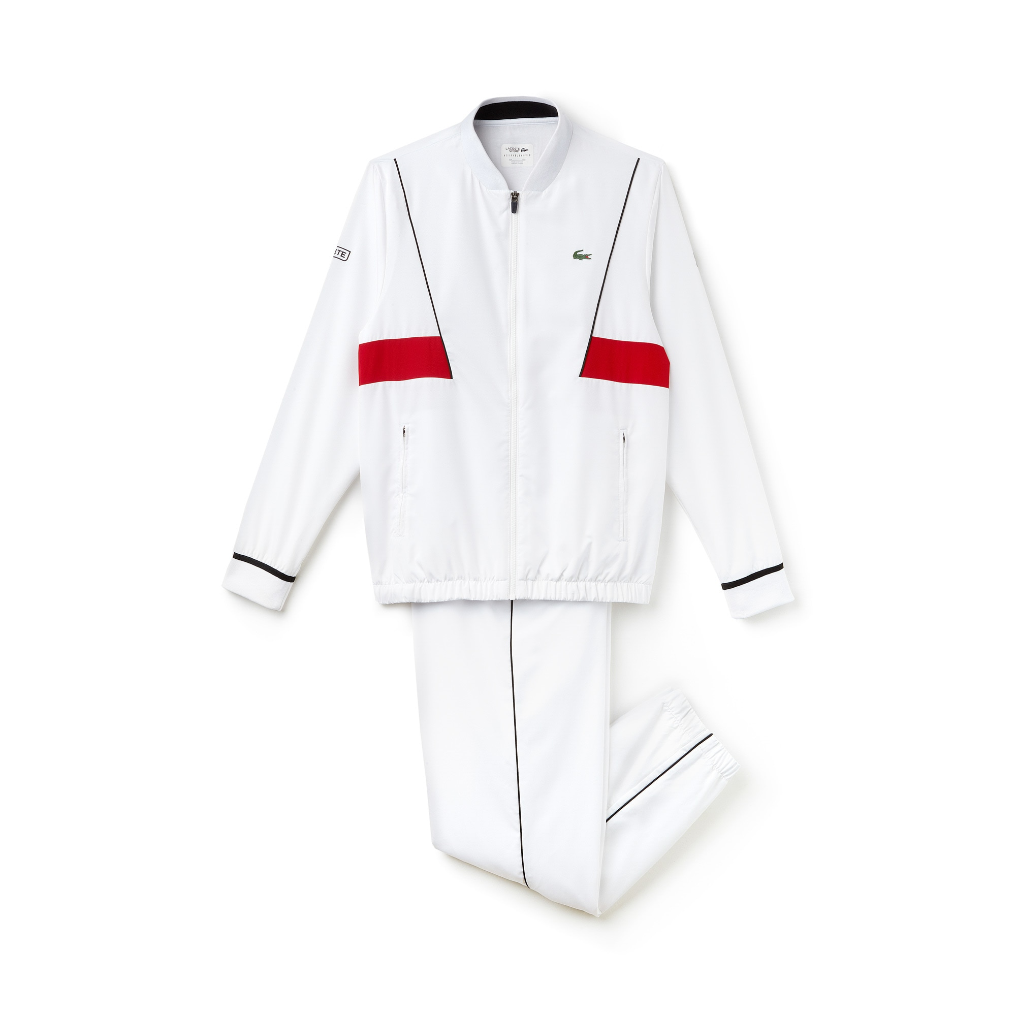 Men's SPORT Taffeta Tracksuit - Novak Djokovic Collection